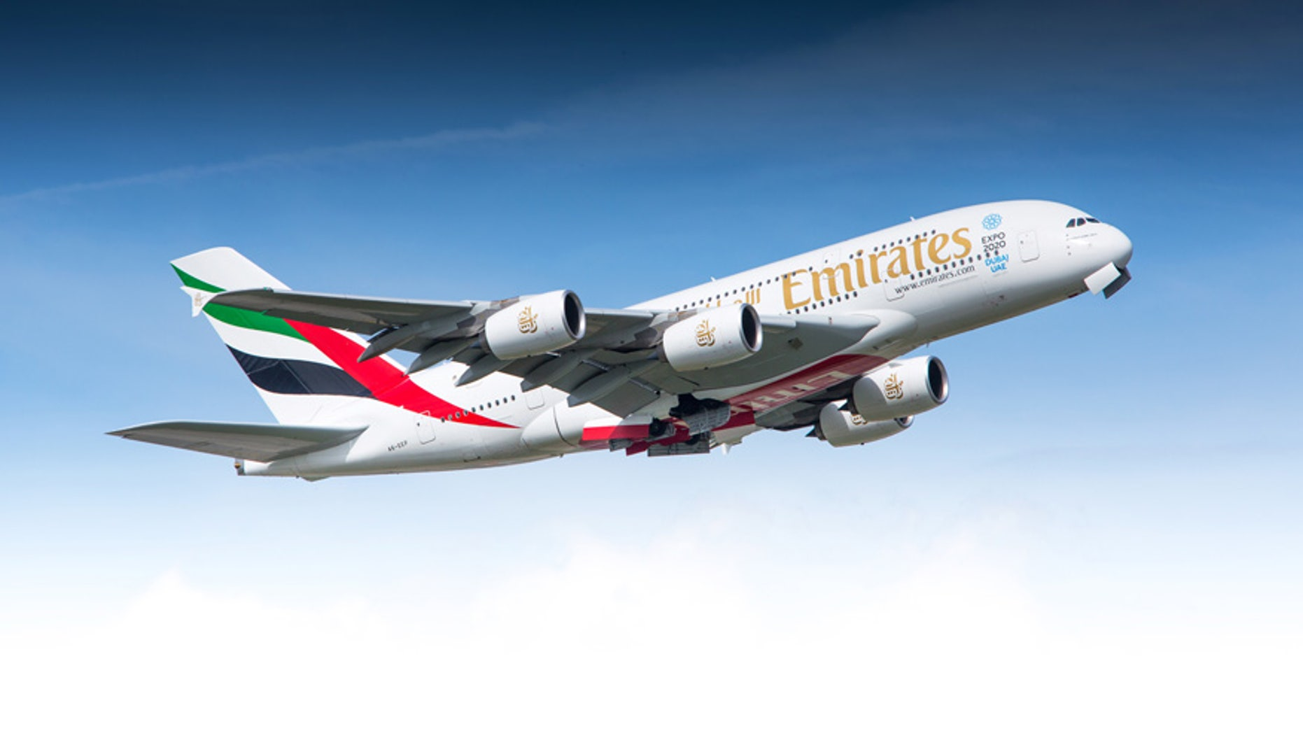 Emirates unveiled plans for a luxurious triple-decker plane on April Fools' Day.