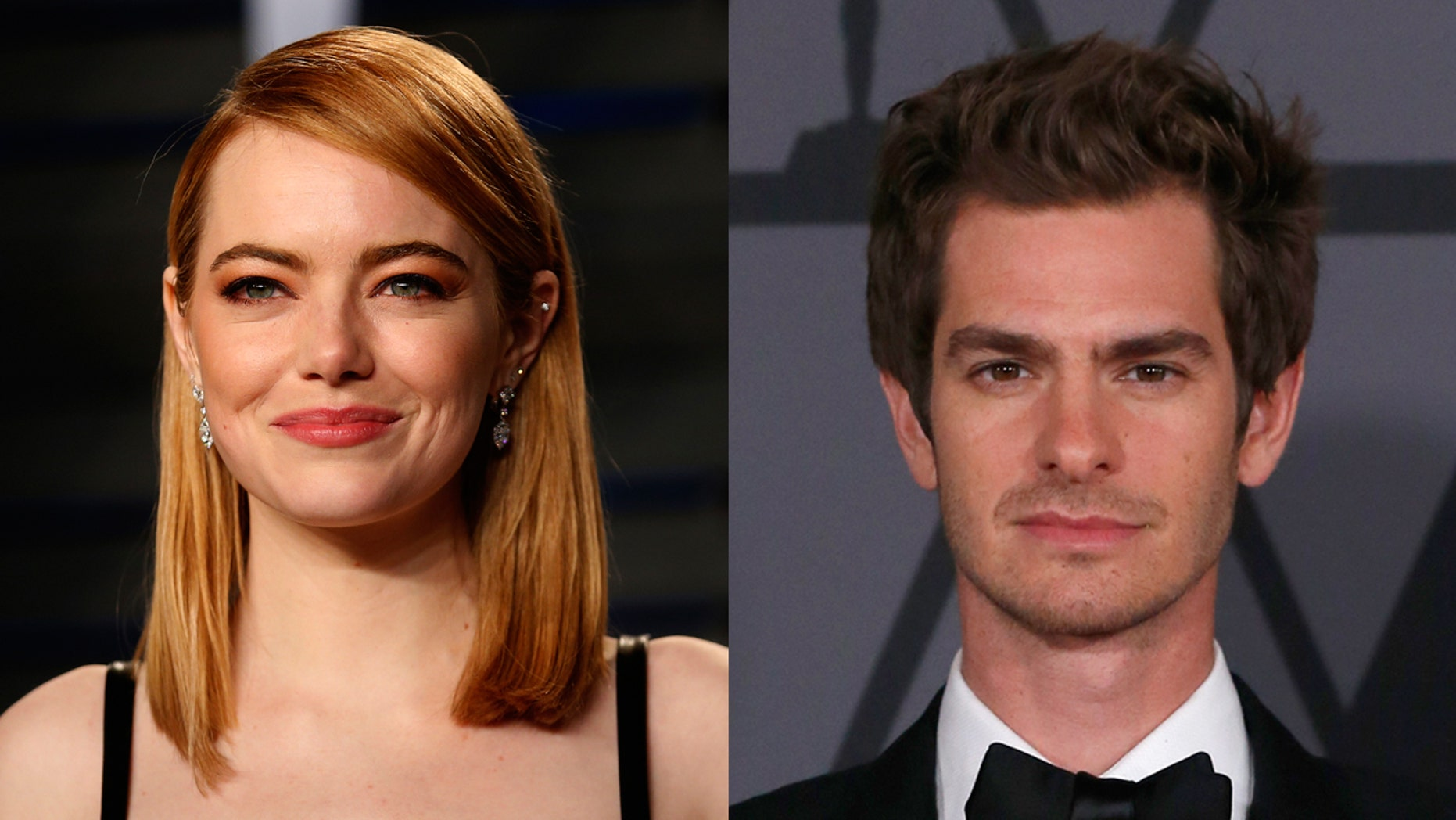 Emma Stone and Andew Garfield were spotted dinning together at a New York City restaurant on Tuesday night.