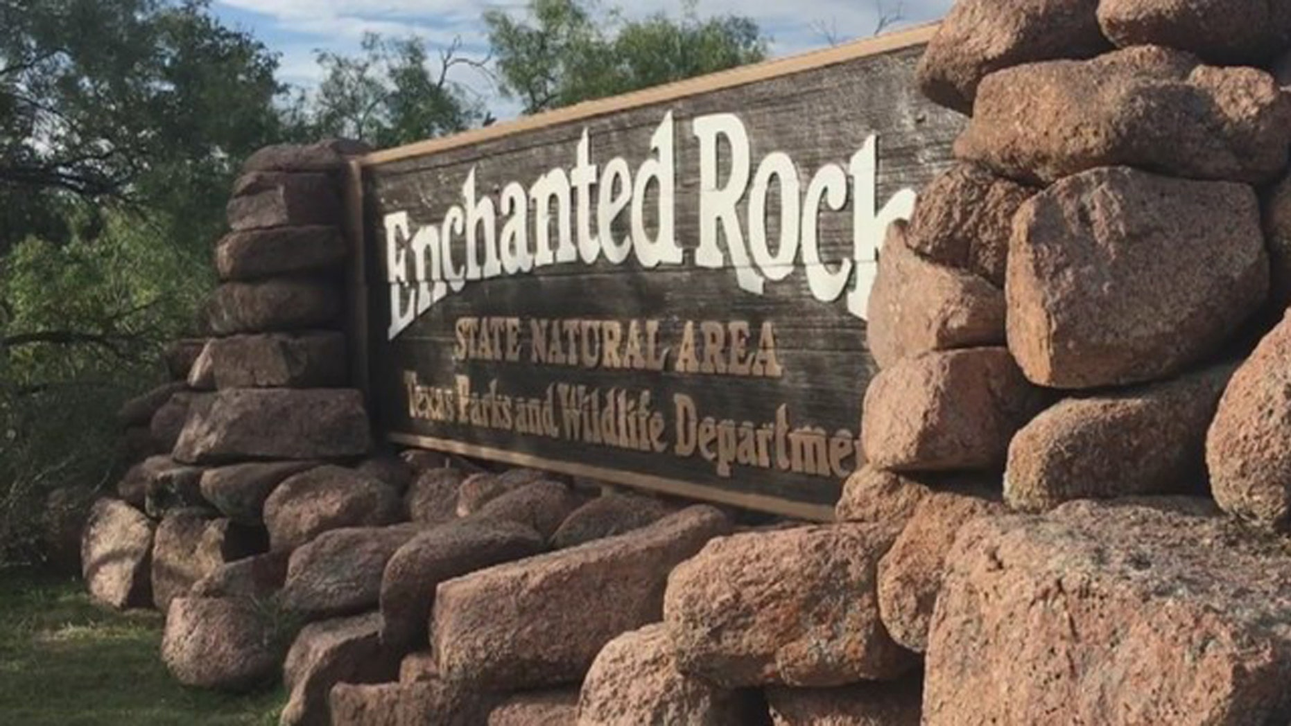 A woman claims a stone she took from Enchanted Rock Park in Texas is giving her bad luck.
