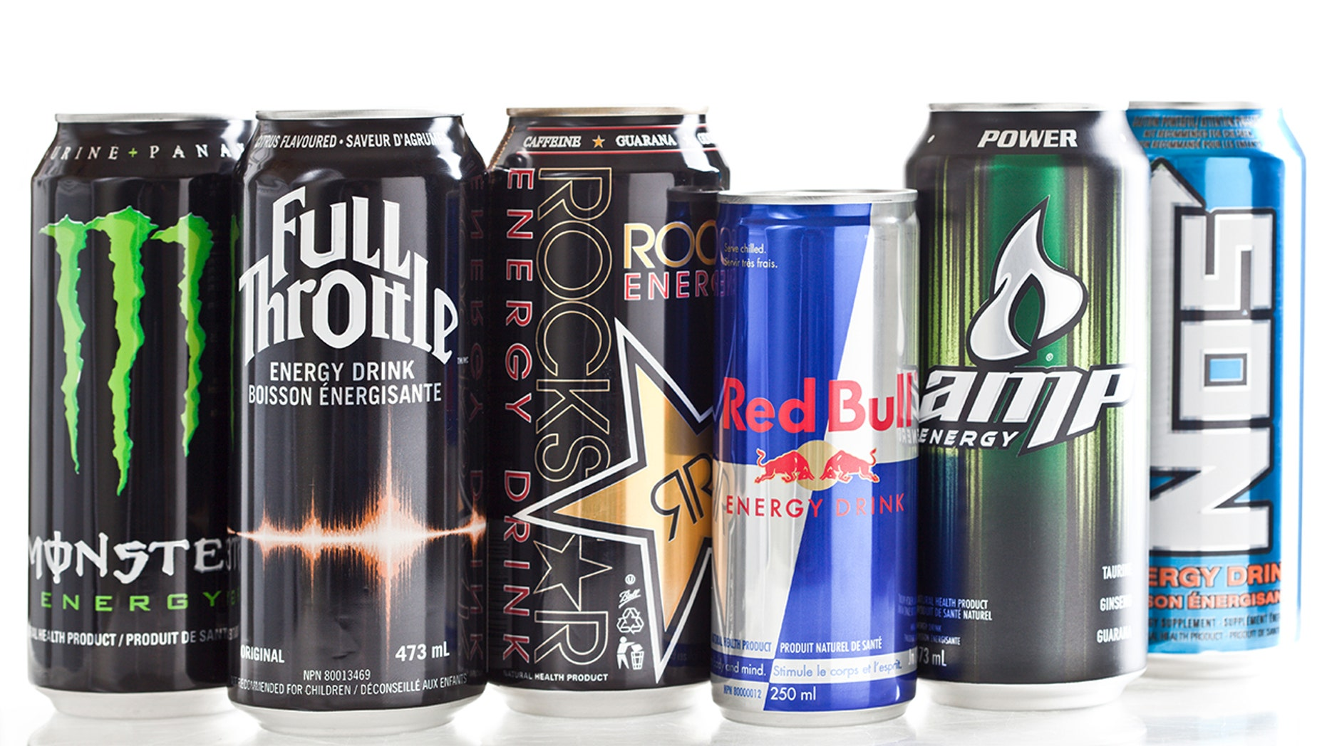 New research suggests a link between energy drinks and cocaine use