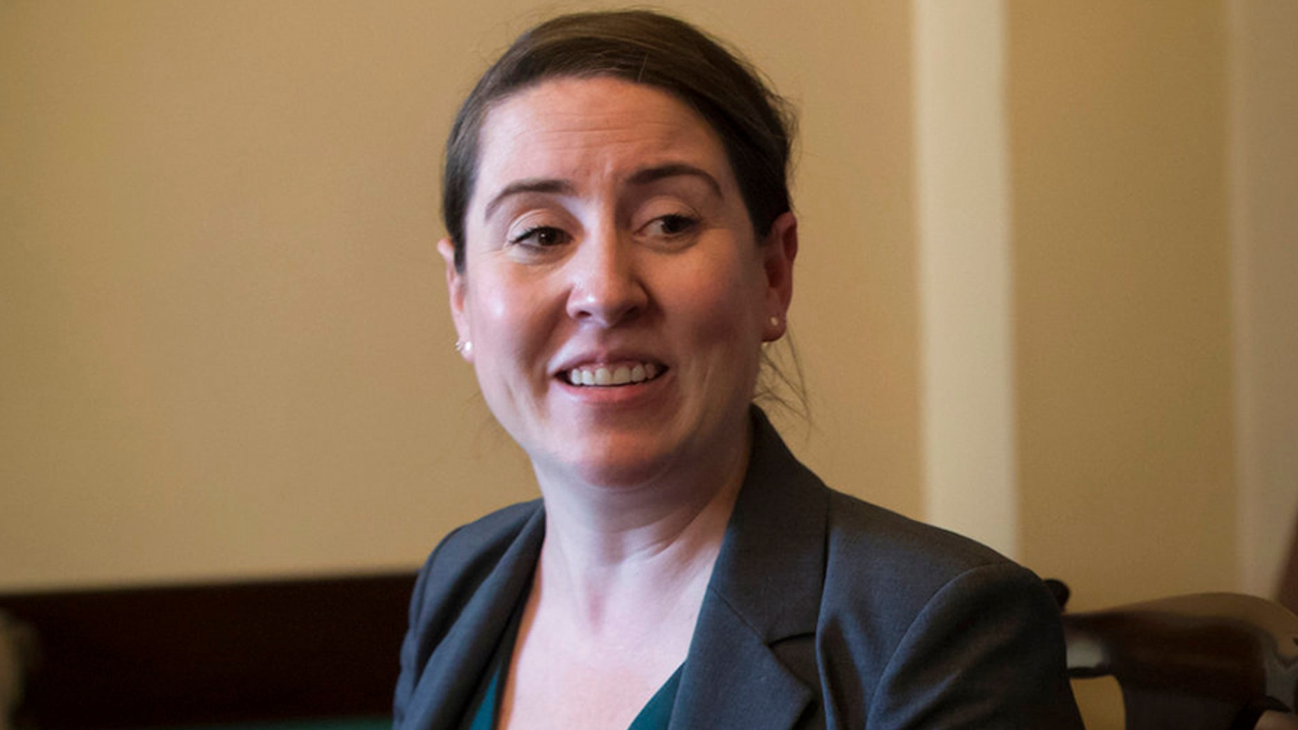 Leandra English announced Friday she was stepping down as deputy director of the CFPB.
