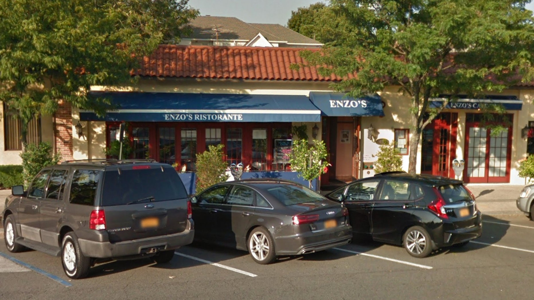 A 79-year-old Yonkers resident crashed into a popular Italian eatery, Enzo's Ristorante, Sunday night, injuring nine.
