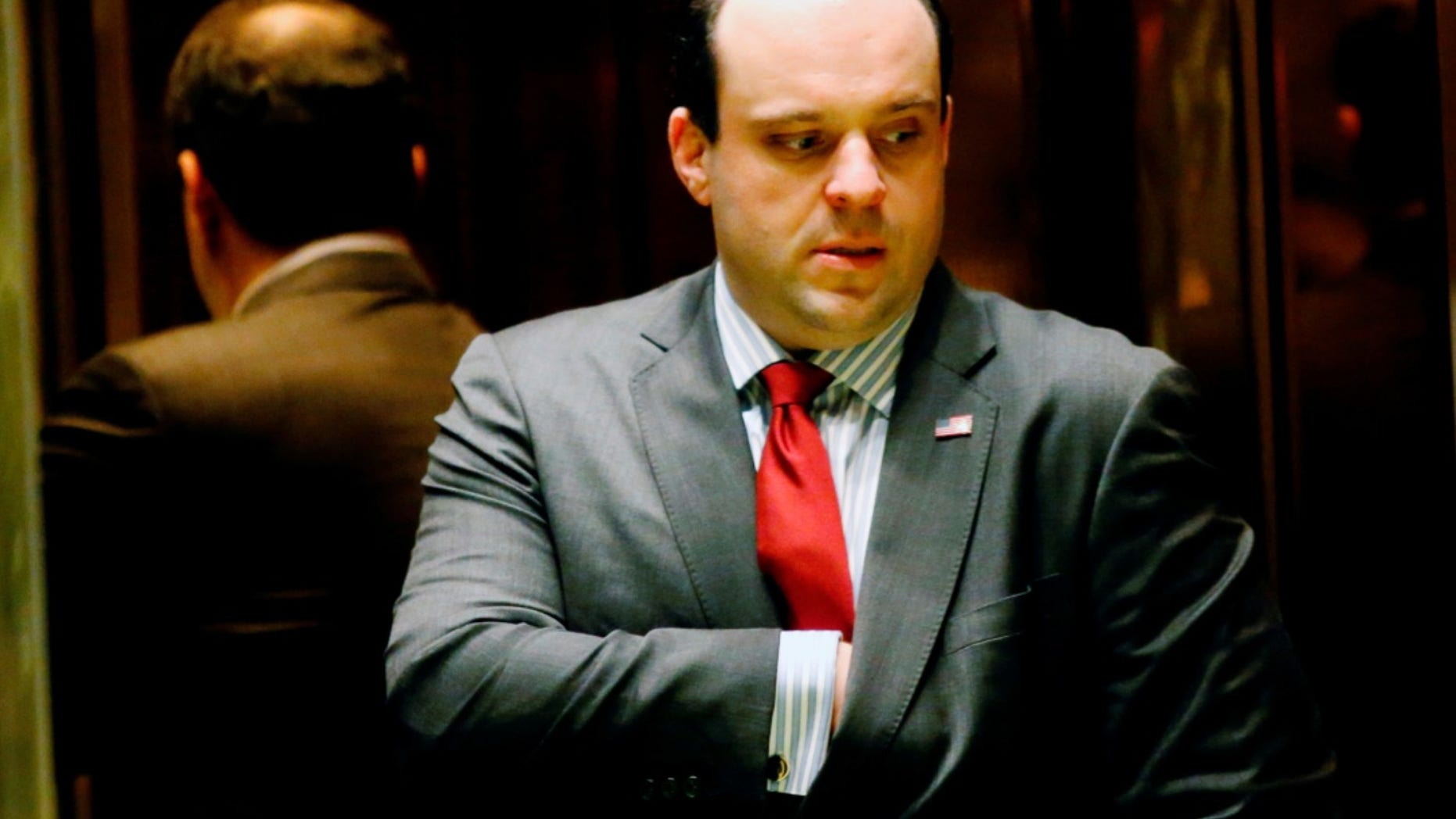 Former White House press officer Boris Epshteyn has received a list of questions from the House Intelligence Committee as part of the probe into Russian interference in the 2016 presidential election, according to a new report.