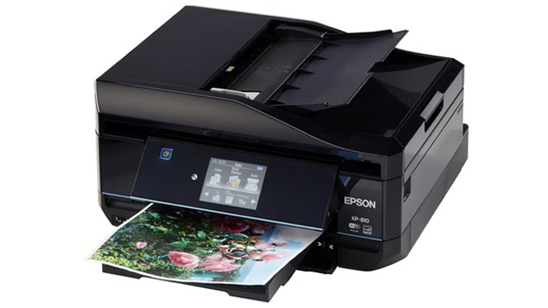 The Epson Expression Premium XP810.