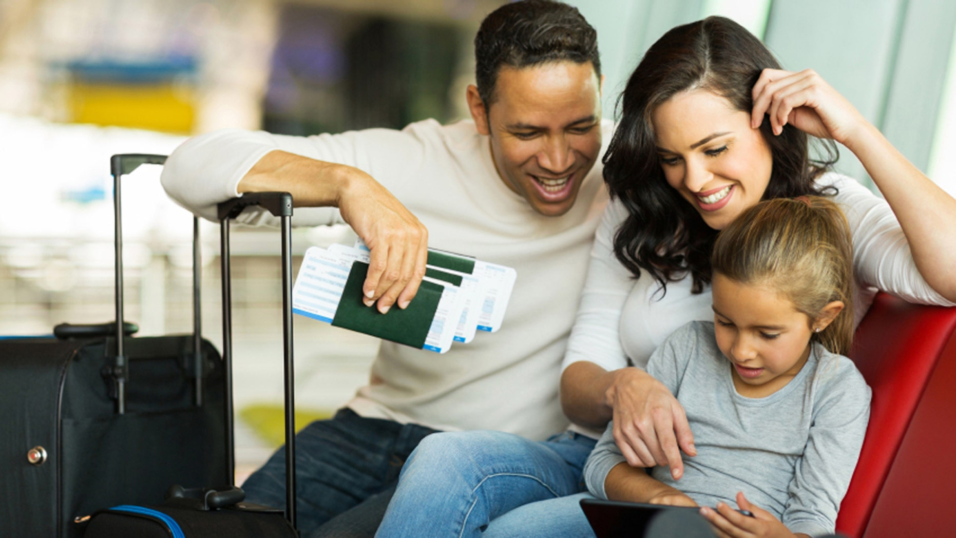 Give gifts that inspire the whole family to travel.
