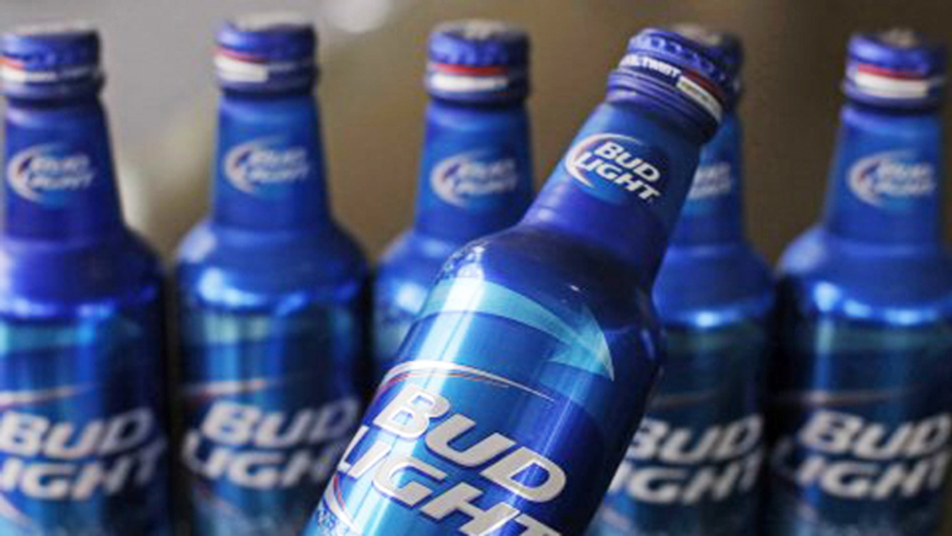 Not everyone is #UpForWhatever with Bud Light.