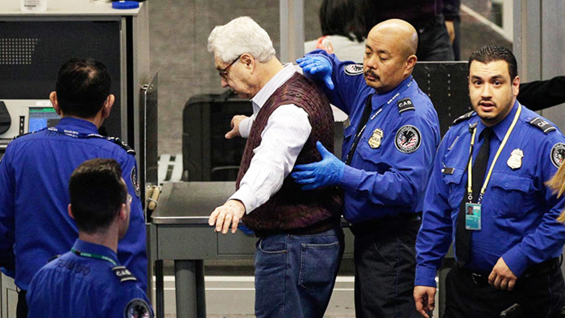 The TSA has been blasted by numerous Yelp reviewers.
