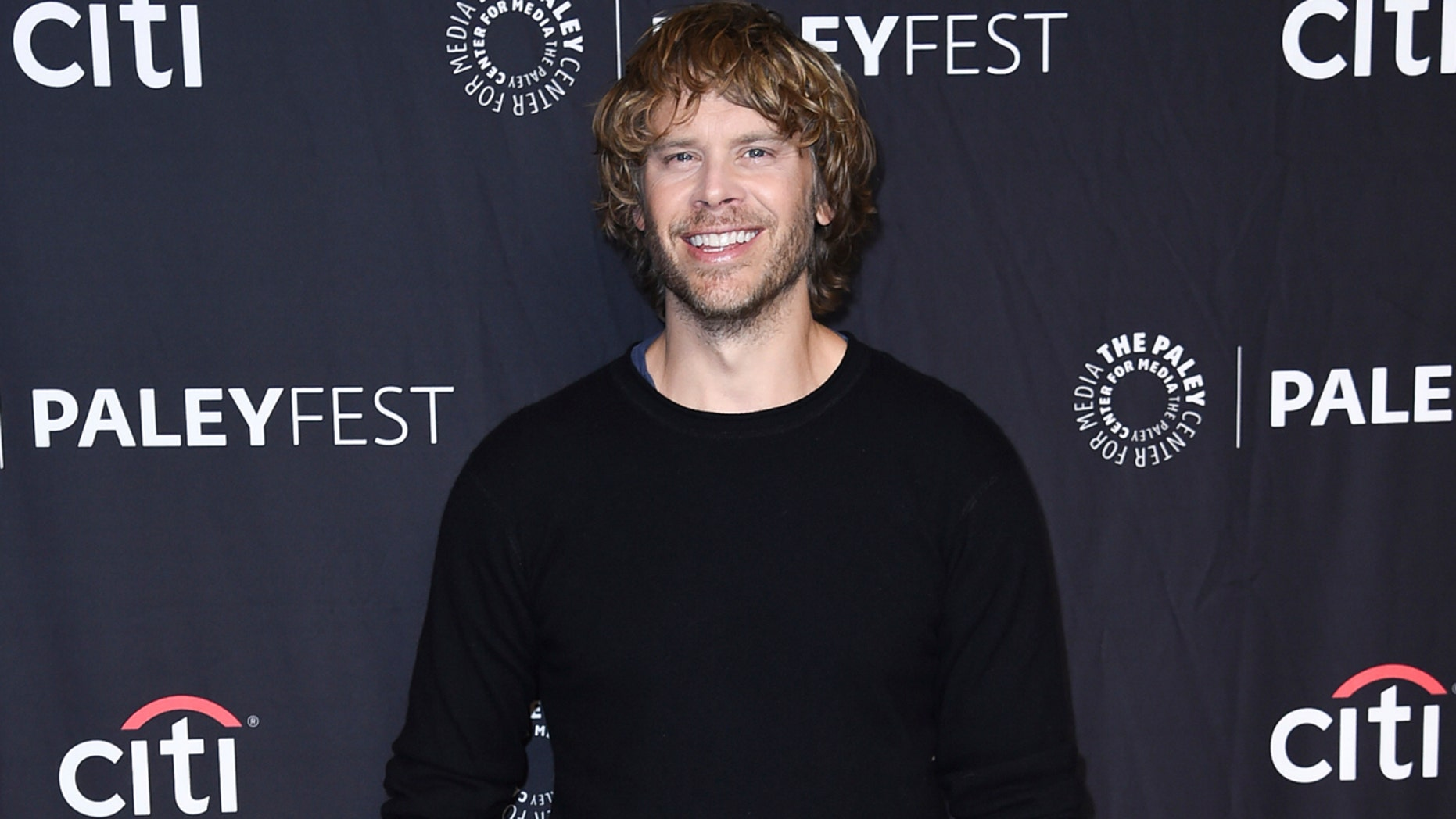 "Eric Christian Olsen attends the 34th annual PaleyFest: ""NCIS: Los Angeles"" event at the Dolby Theatre on Tuesday, March 21, 2017, in Los Angeles. (Photo by Richard Shotwell/Invision/AP)"