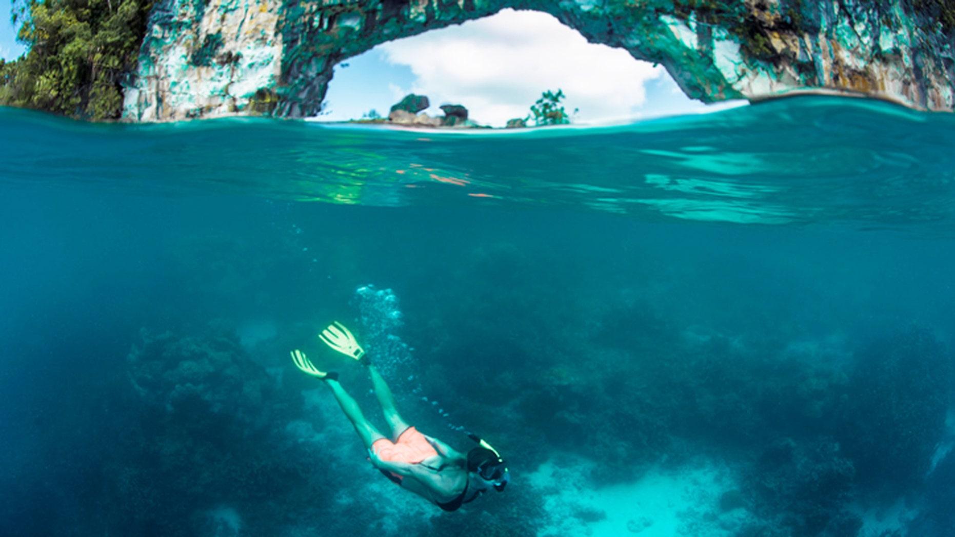 Got cash? Palau is seeking tourists with deep pockets.