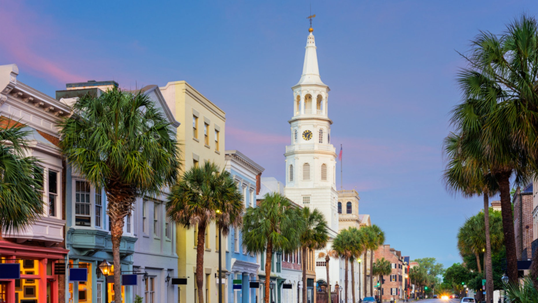 Charming Charleston, South Carolina is a popular spot to draw inspiration.