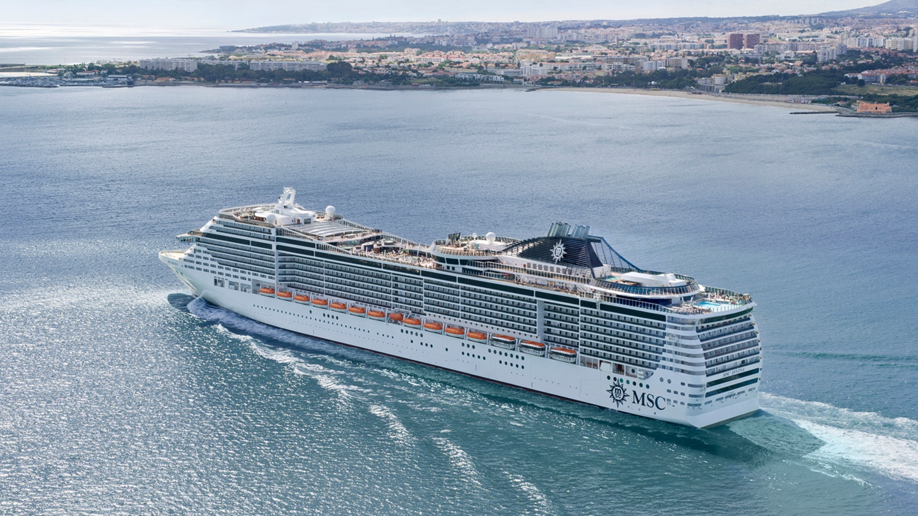 The MSC Divina is hosting the first ever Weight Watchers cruise this May.