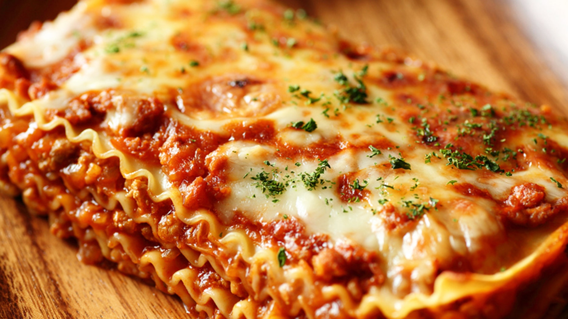 Why doesn't your lasagna look like this?