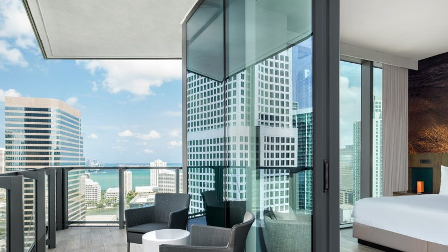 """With locations in Hong Kong and Beijing, East bills itself as a collection of """"lifestyle business hotels."""""""