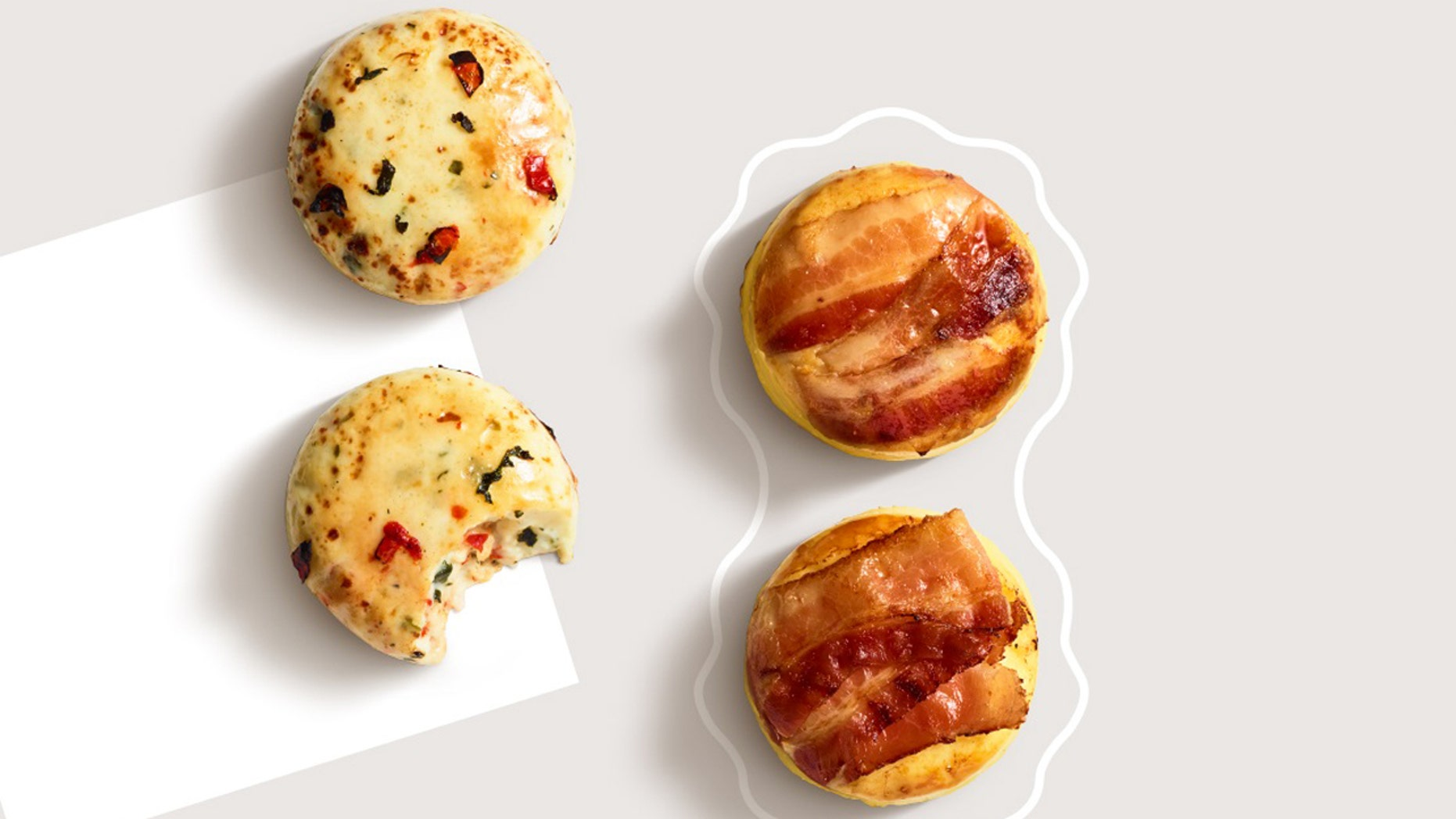 The coffee chain is now serving two high-protein egg bites.