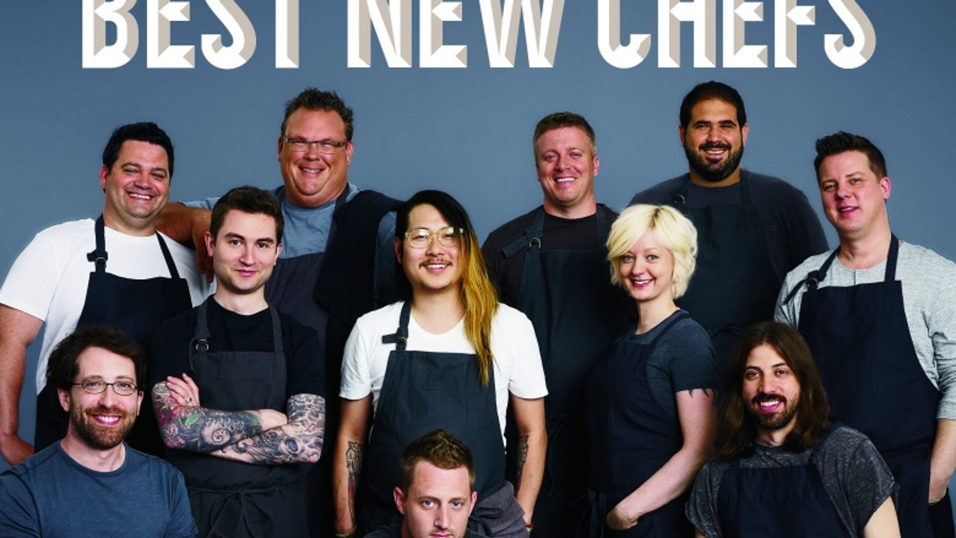 """Few women featured on last year's """"Best New Chefs"""" issue."""