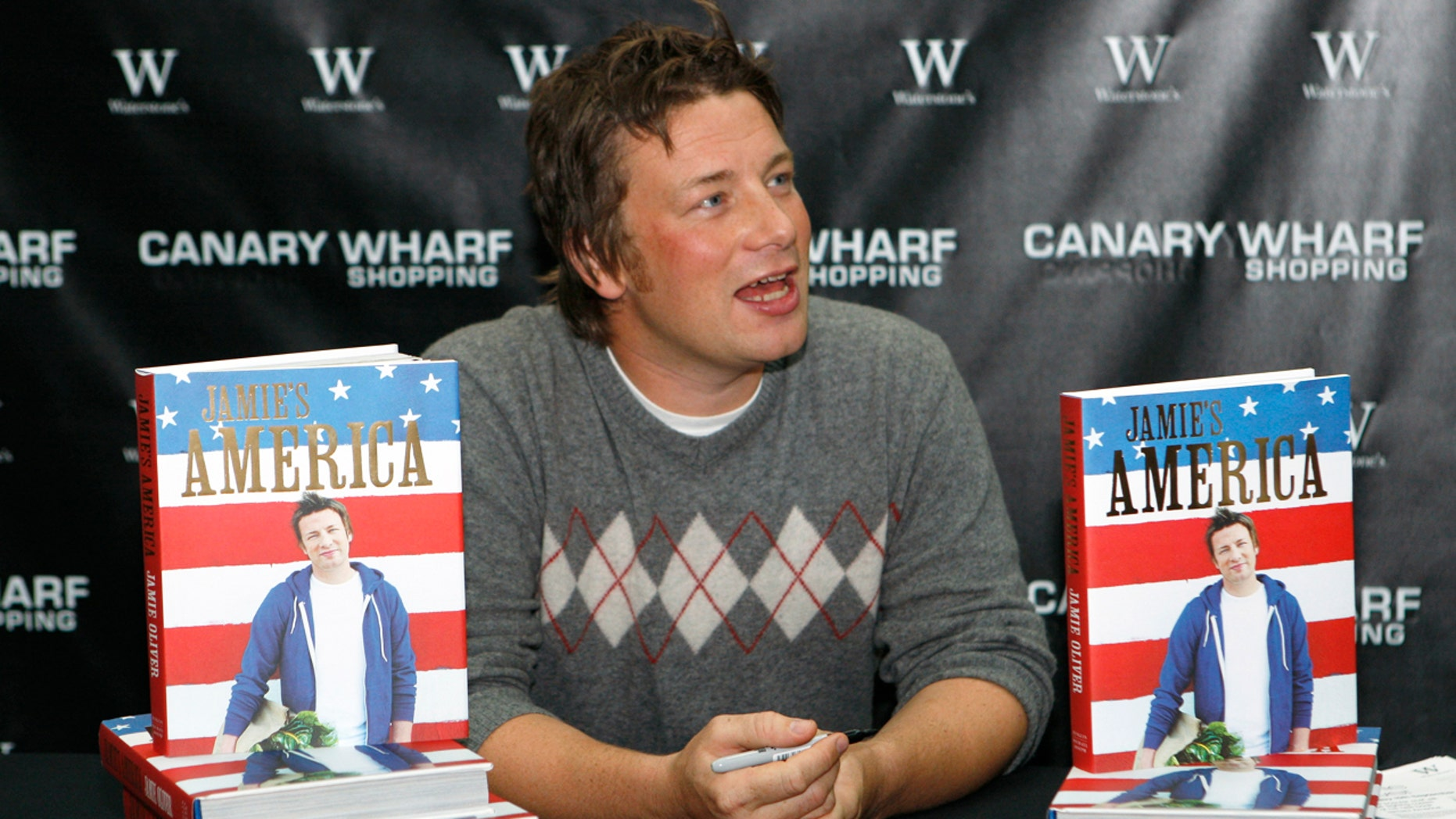 Citing financial difficulties post-Brexit, The Jamie Oliver Restaurant Group said Friday that it's shuttering six restaurants in the U.K.