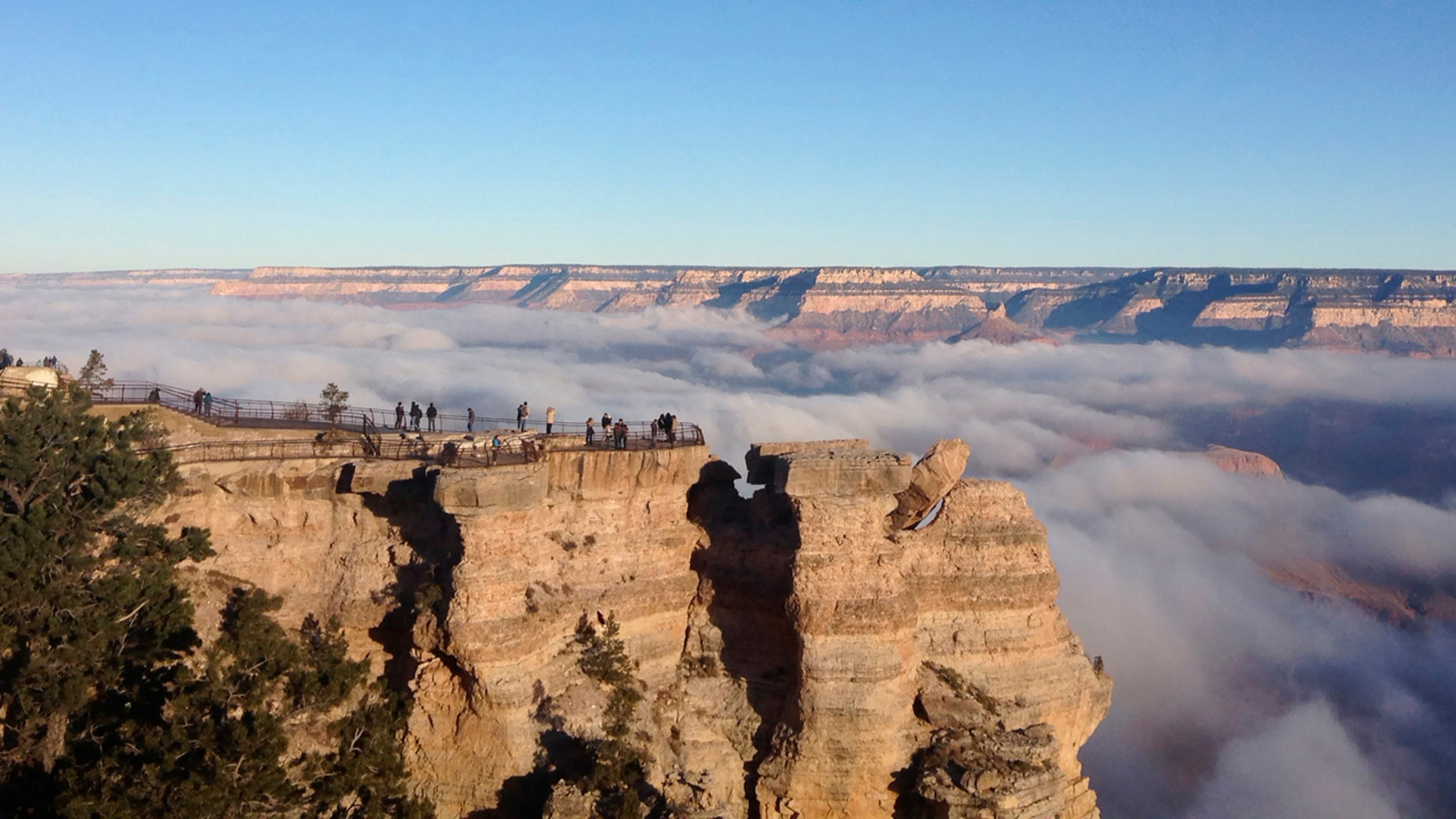 Grand Canyon National Park, one of America's most popular sites, has surpassed its visitation record for the second year in a row.