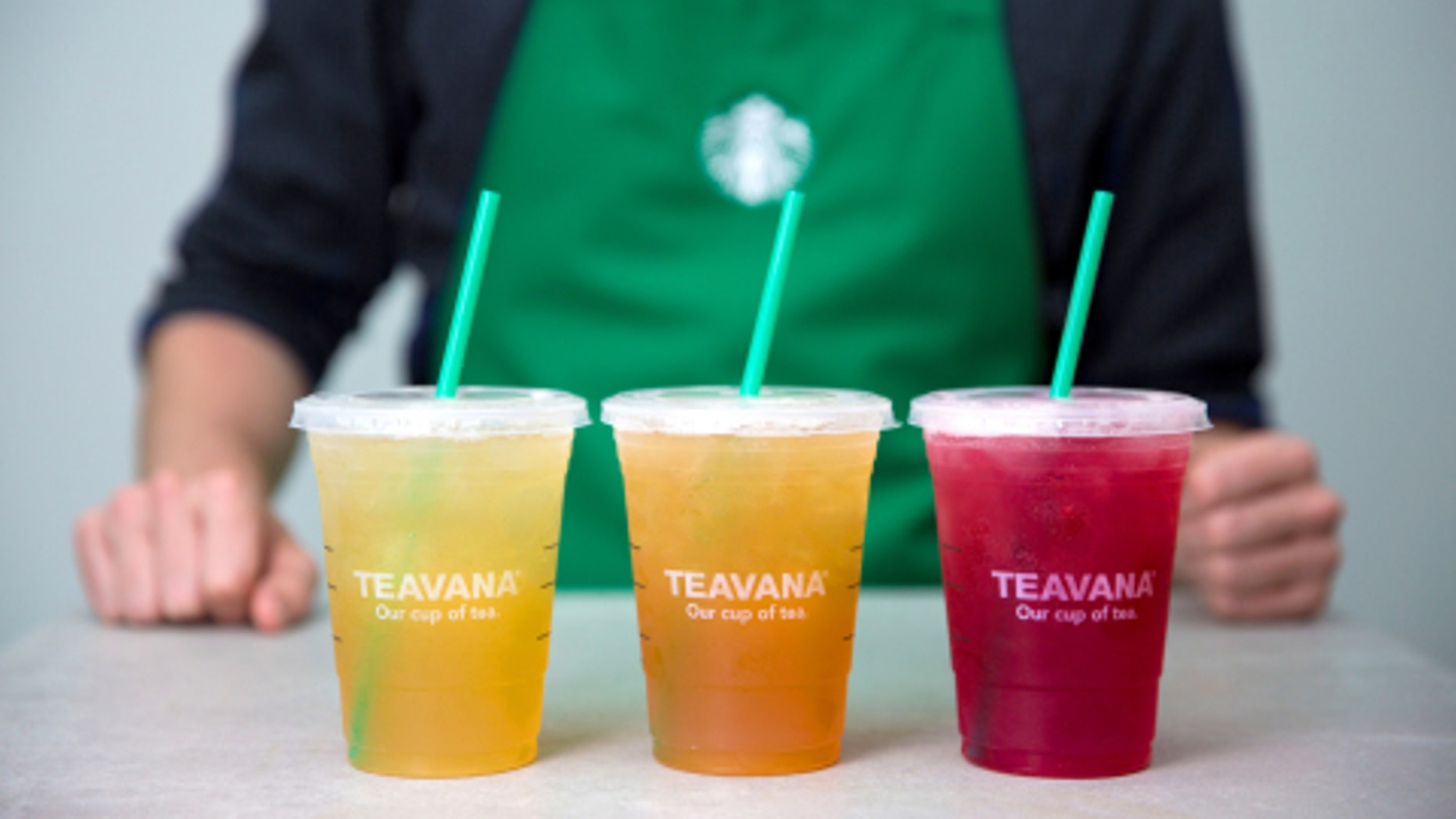 Starbucks will released the new teas with Anheuser-Busch in 2017.