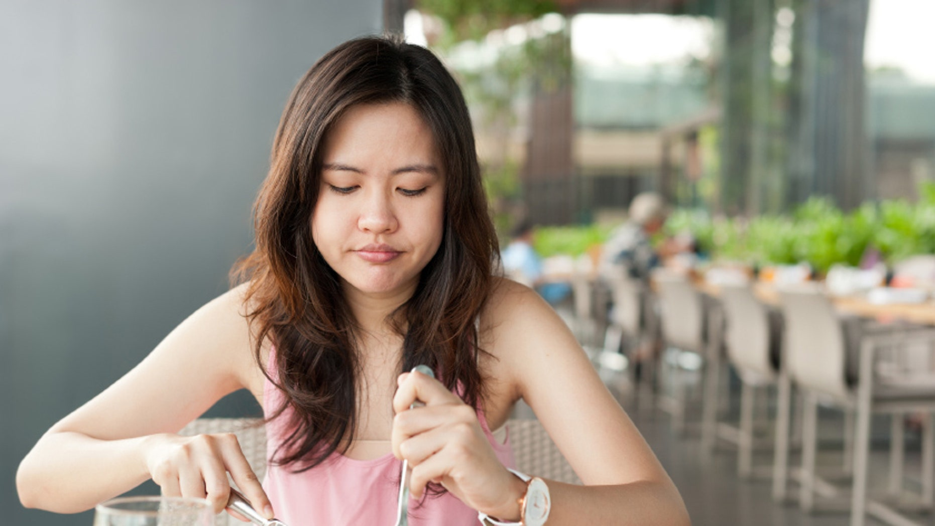Dining alone is more common than ever in the U.S.