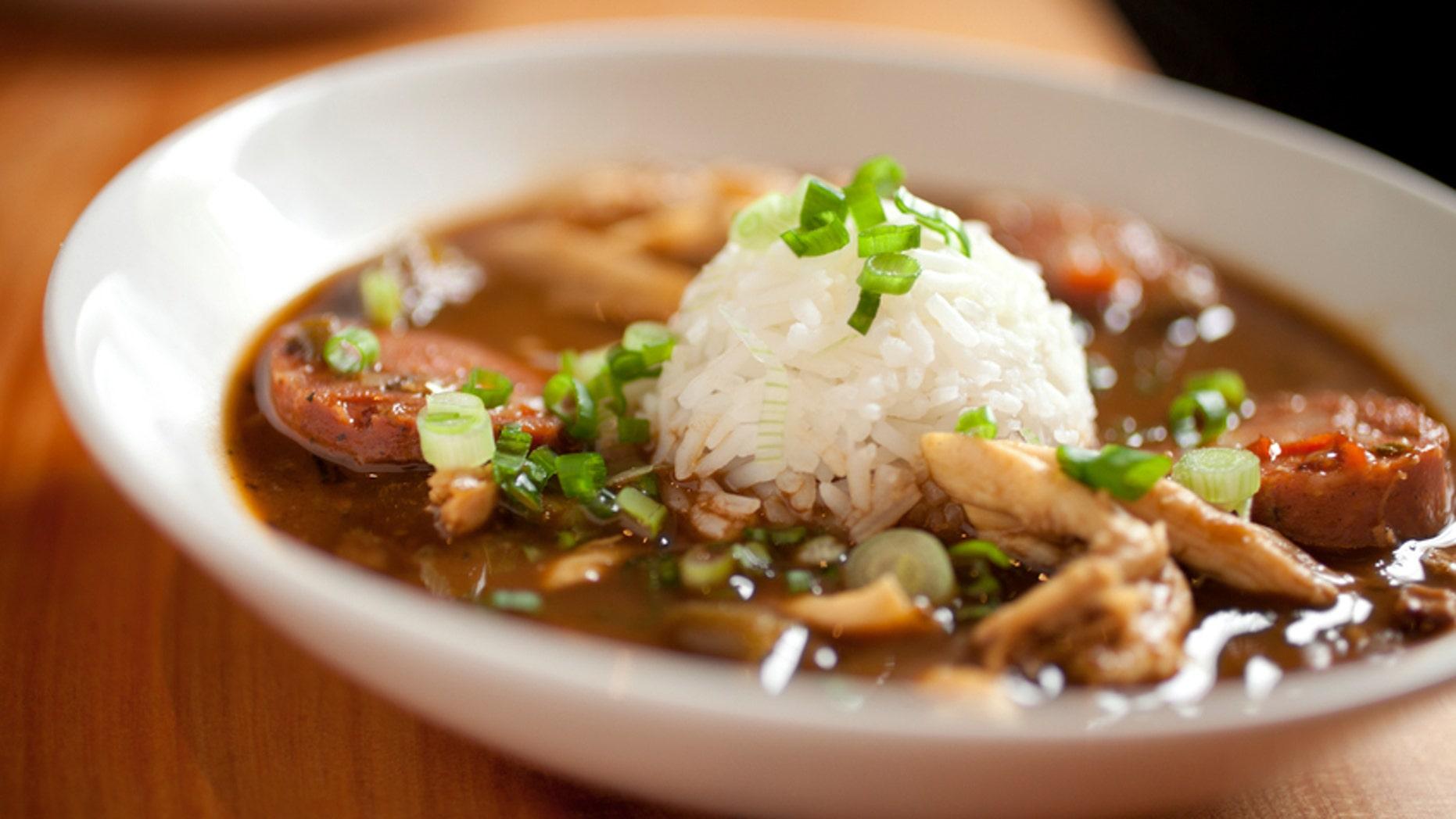 Do kale and quinoa belong in gumbo? Disney says yes. Louisiana says no.