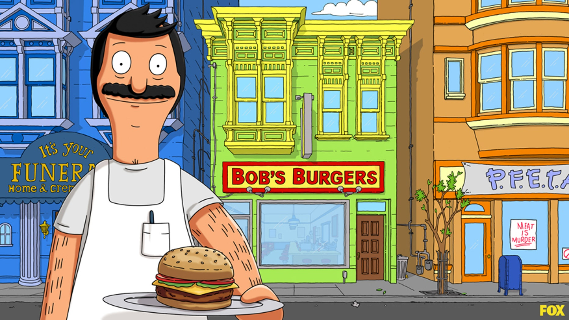 Bob Belcher's animated burgers are getting the real world treatment thanks to a fan-turned-home chef.