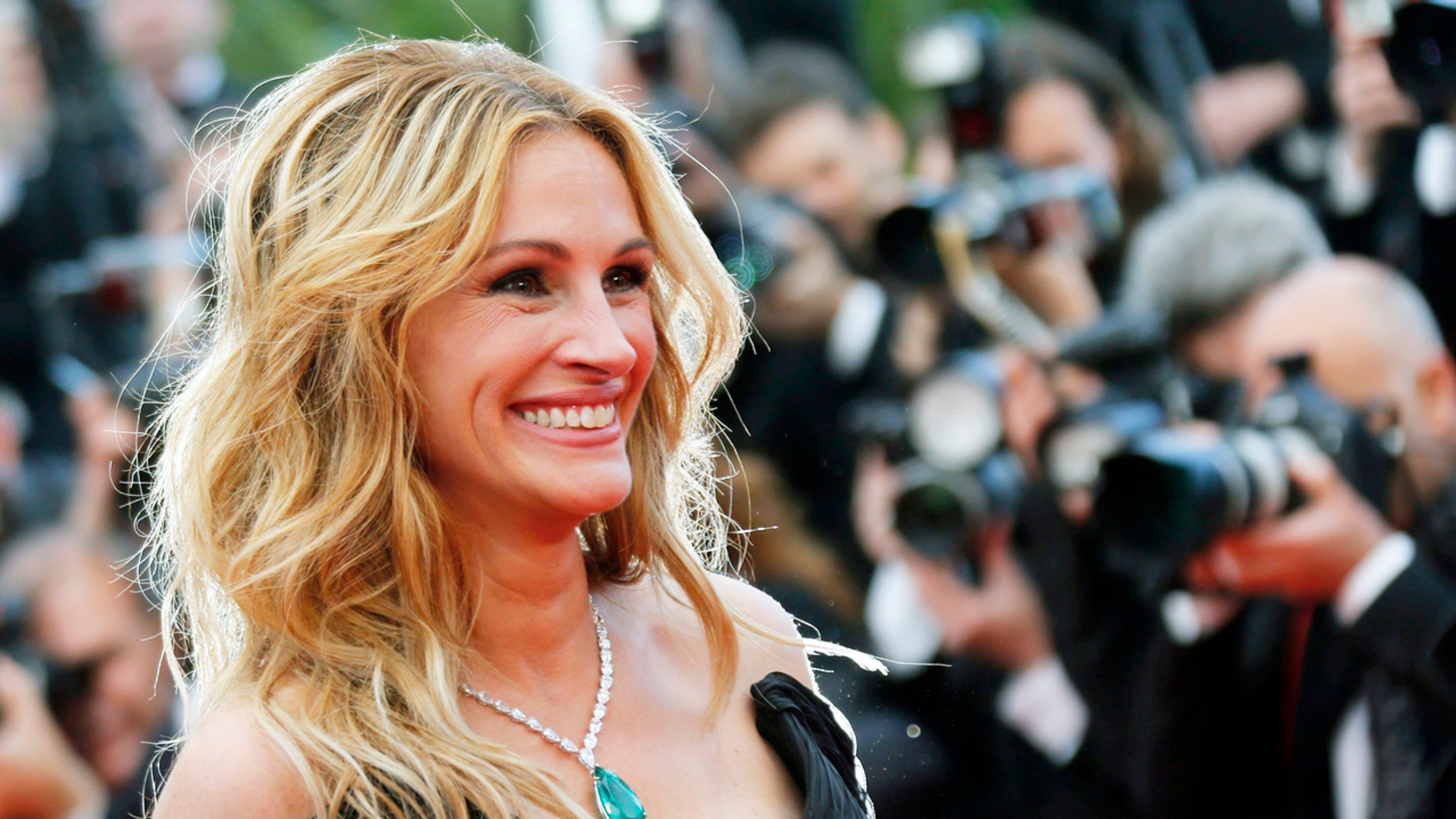 """Pretty Woman"" Julia Roberts has been named People's Most Beautiful Woman in the World for the fifth time."