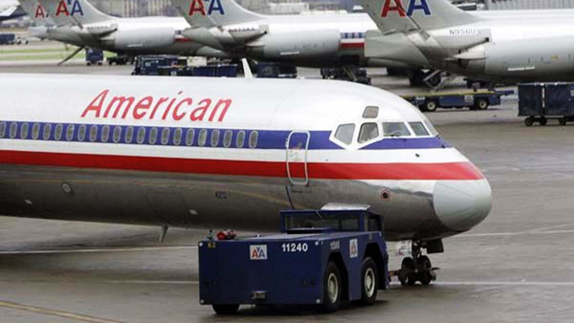 American Airlines left a customer on hold six hours after cancelling her flight.
