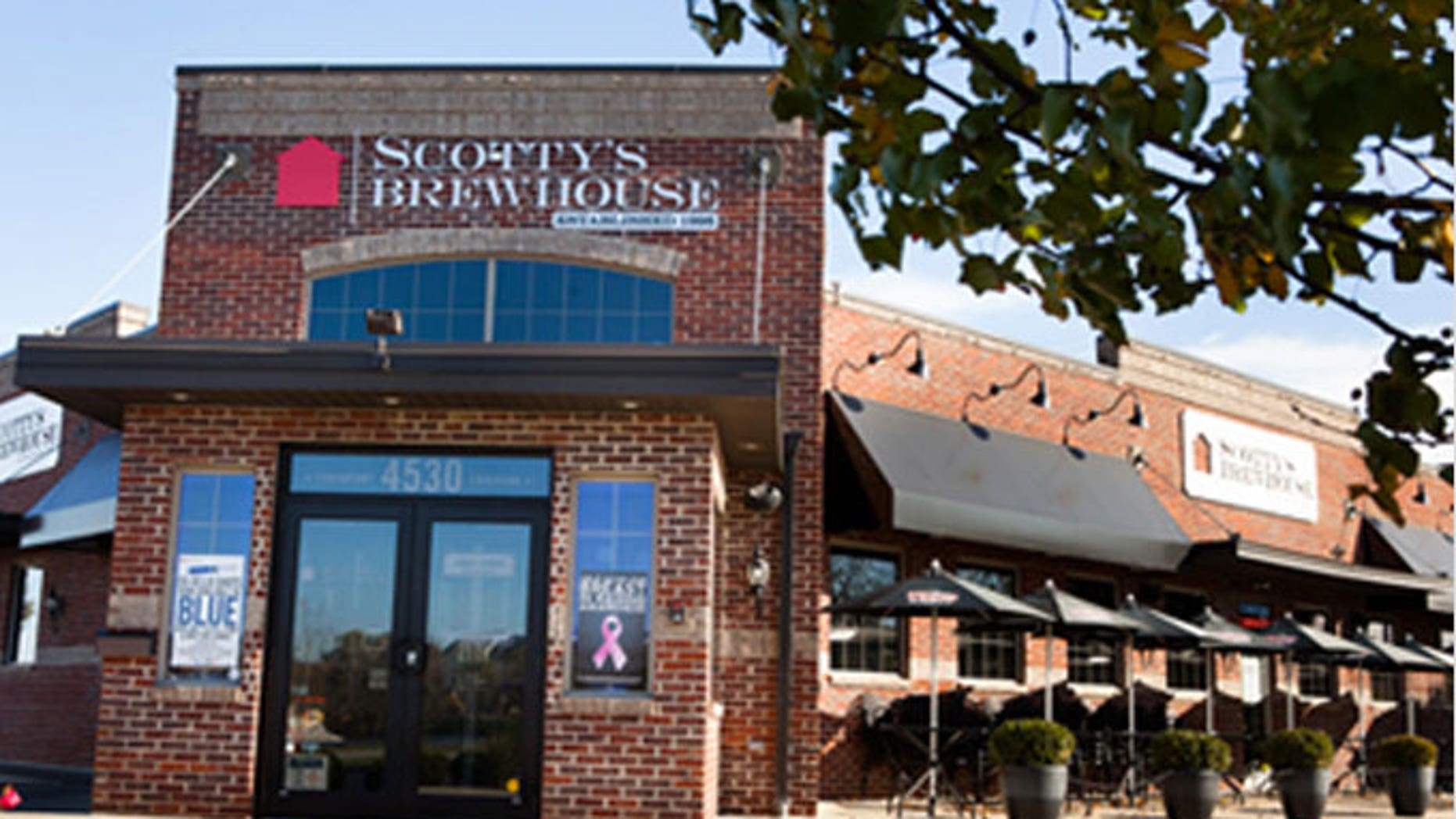 """Management at the Southport Scotty's Brewhouse location in Indianapolis, Ind. has been fired after giving a waitress an """"offensive"""" award."""