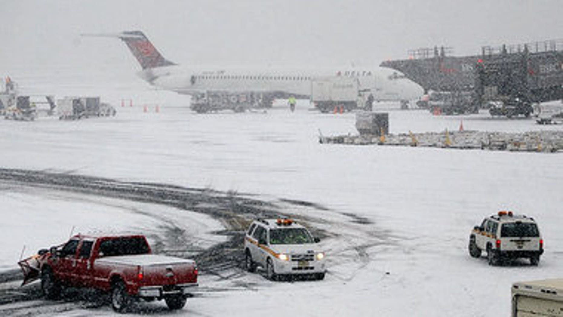 Don't get stranded at the airport due to inclement weather without a backup plan.