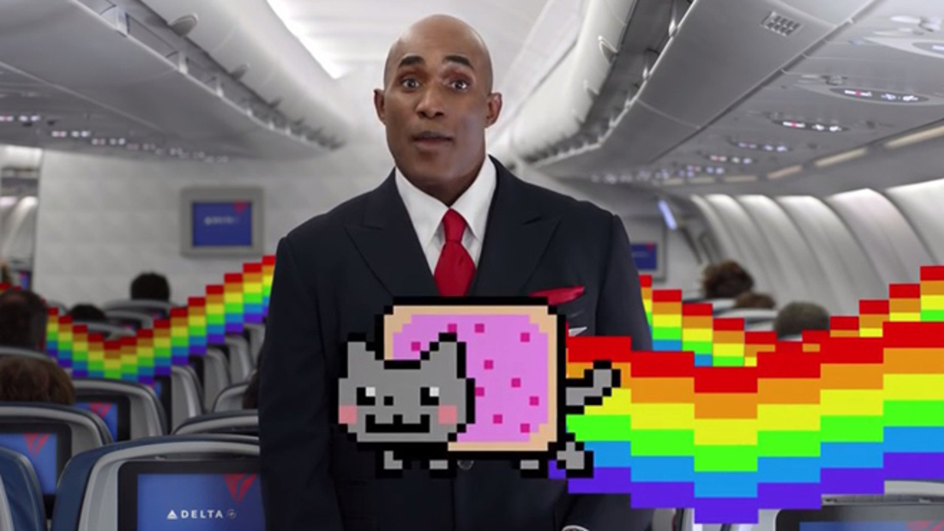 Do you remember Nyan Cat?