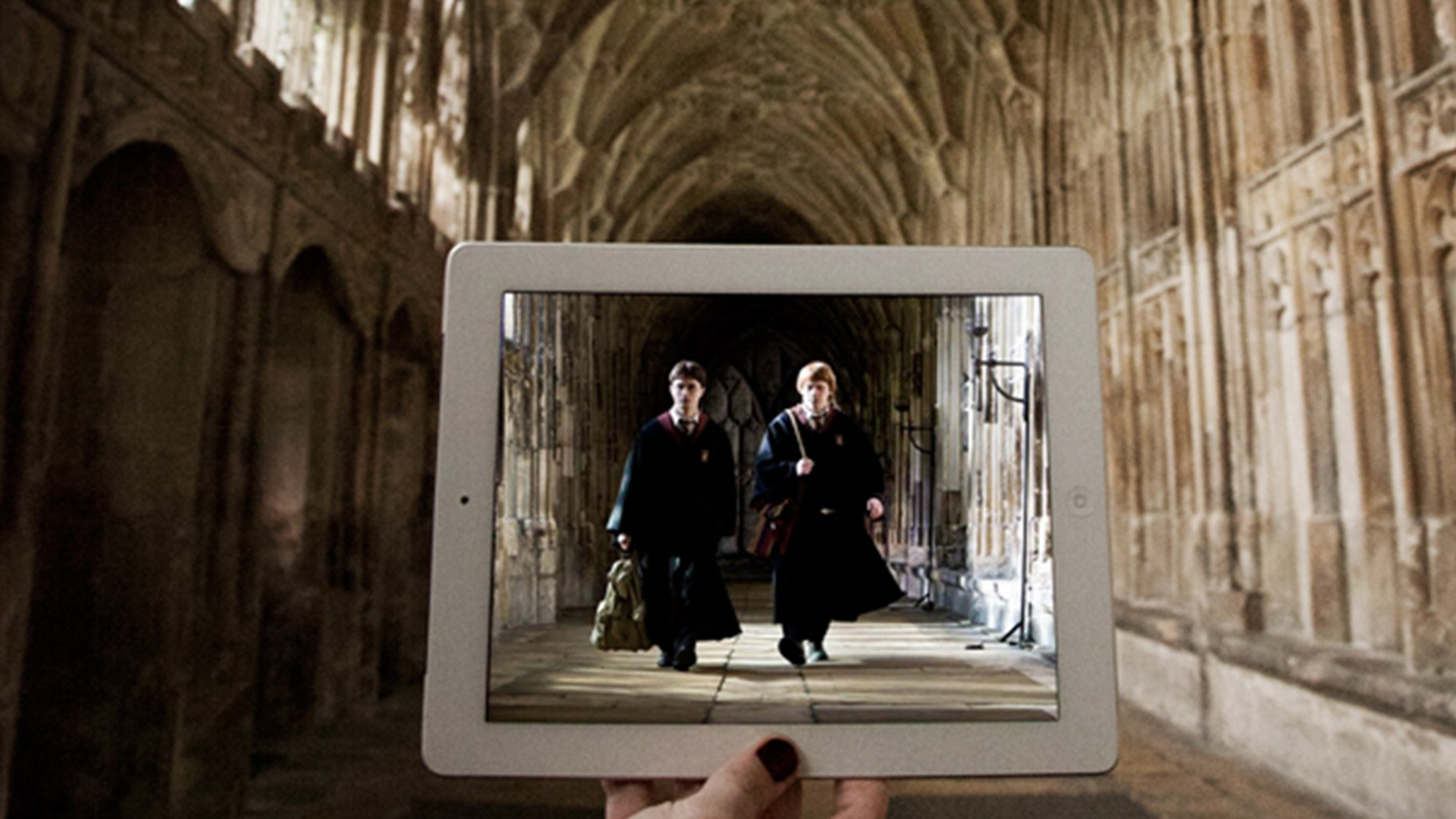 The blockbuster 'Harry Potter' film franchise has amassed fans of all ages around the world.