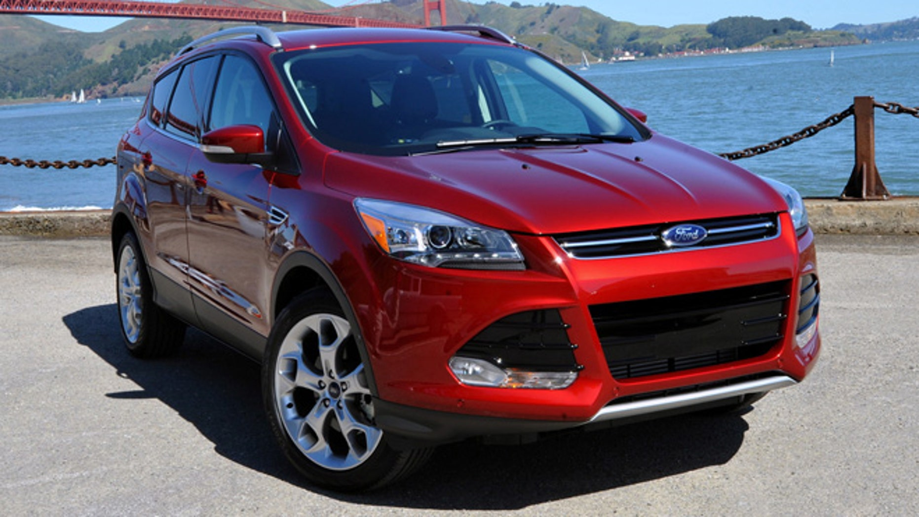 89,000 2013 Ford Escapes were recalled for fire risk.