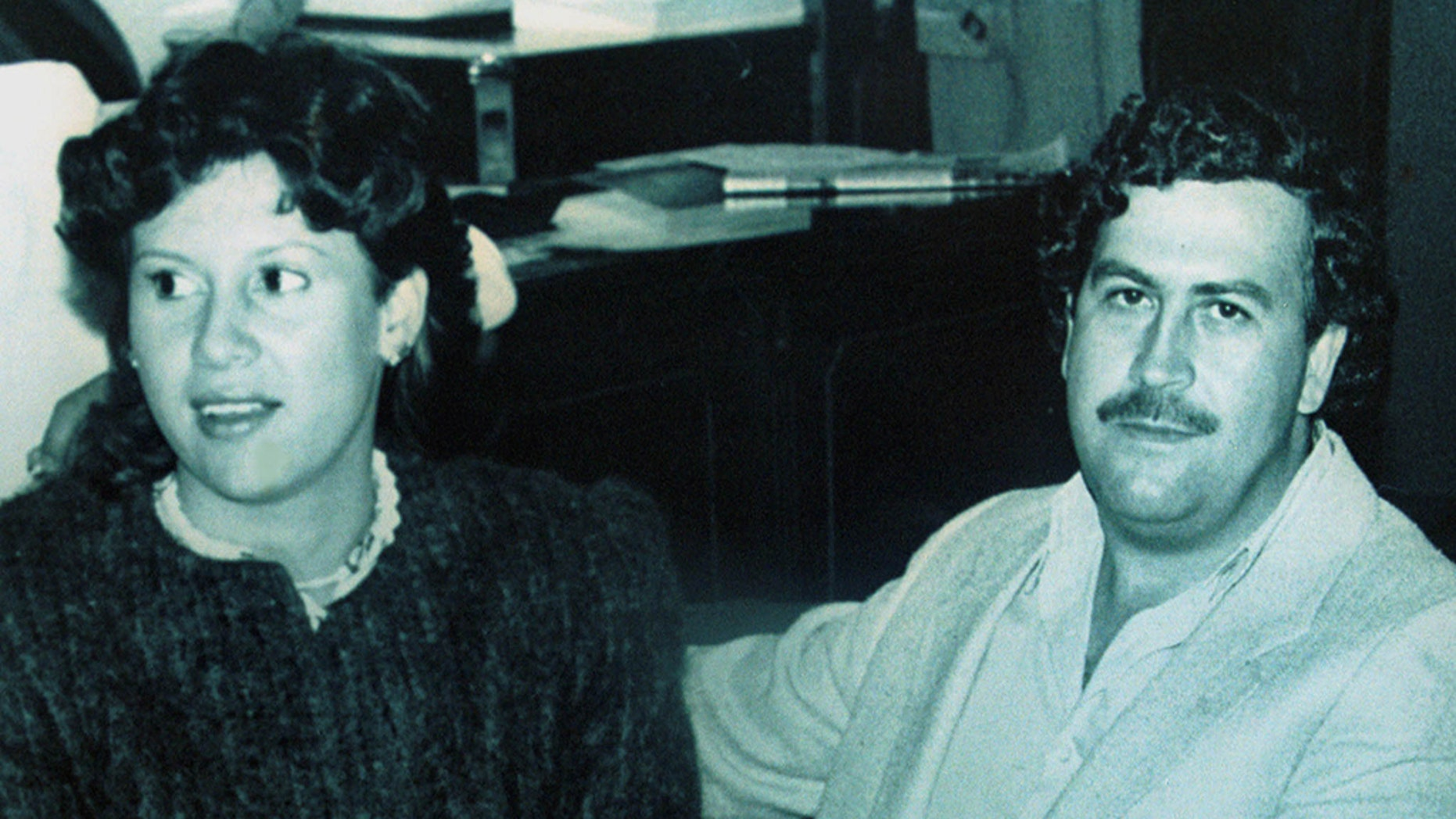 Pablo Escobar's widow, Victoria Henao, and her son were held on money laundering charges in Argentina.