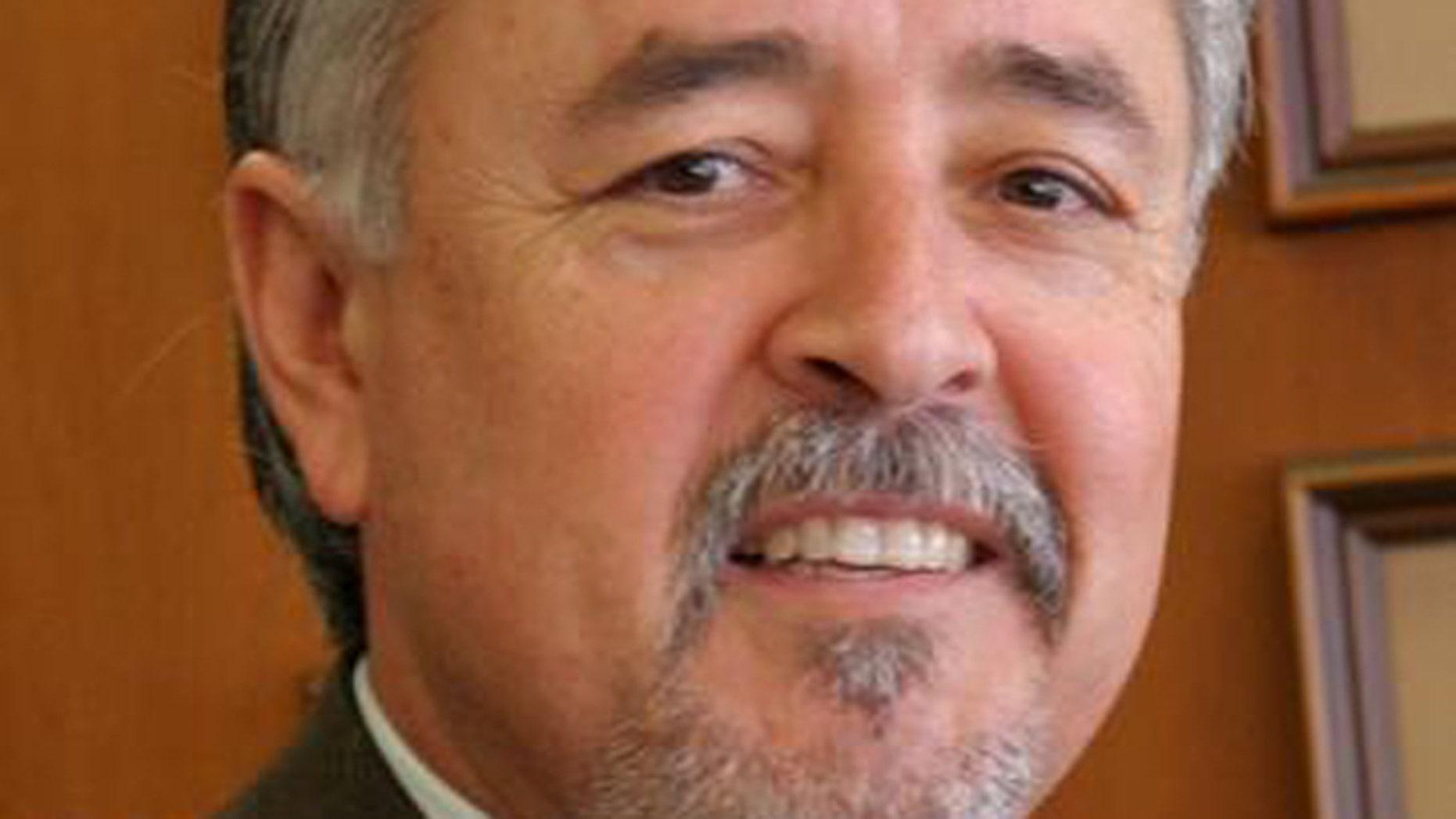 Los Angeles County Superior Court Judge Peter Espinoza