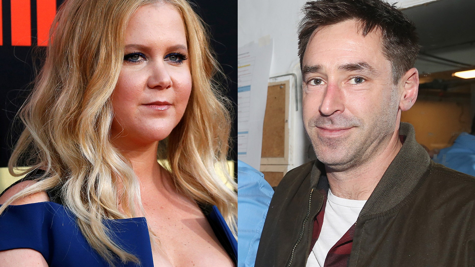 amy schumer shocks with surprise wedding to new beau chris