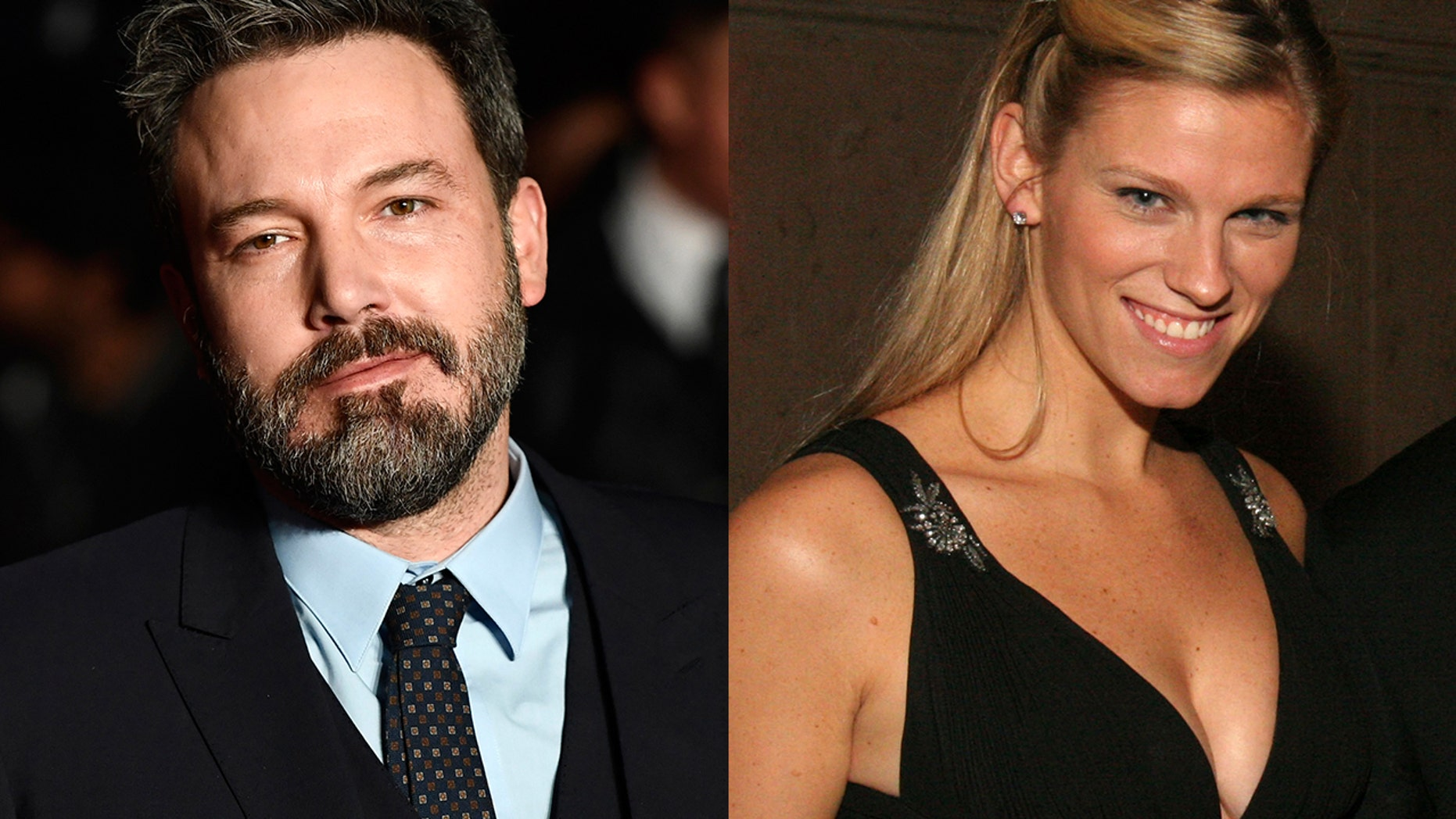 "Ben Affleck (left) is reportedly dating ""SNL"" producer Lindsay Shookus (right)."