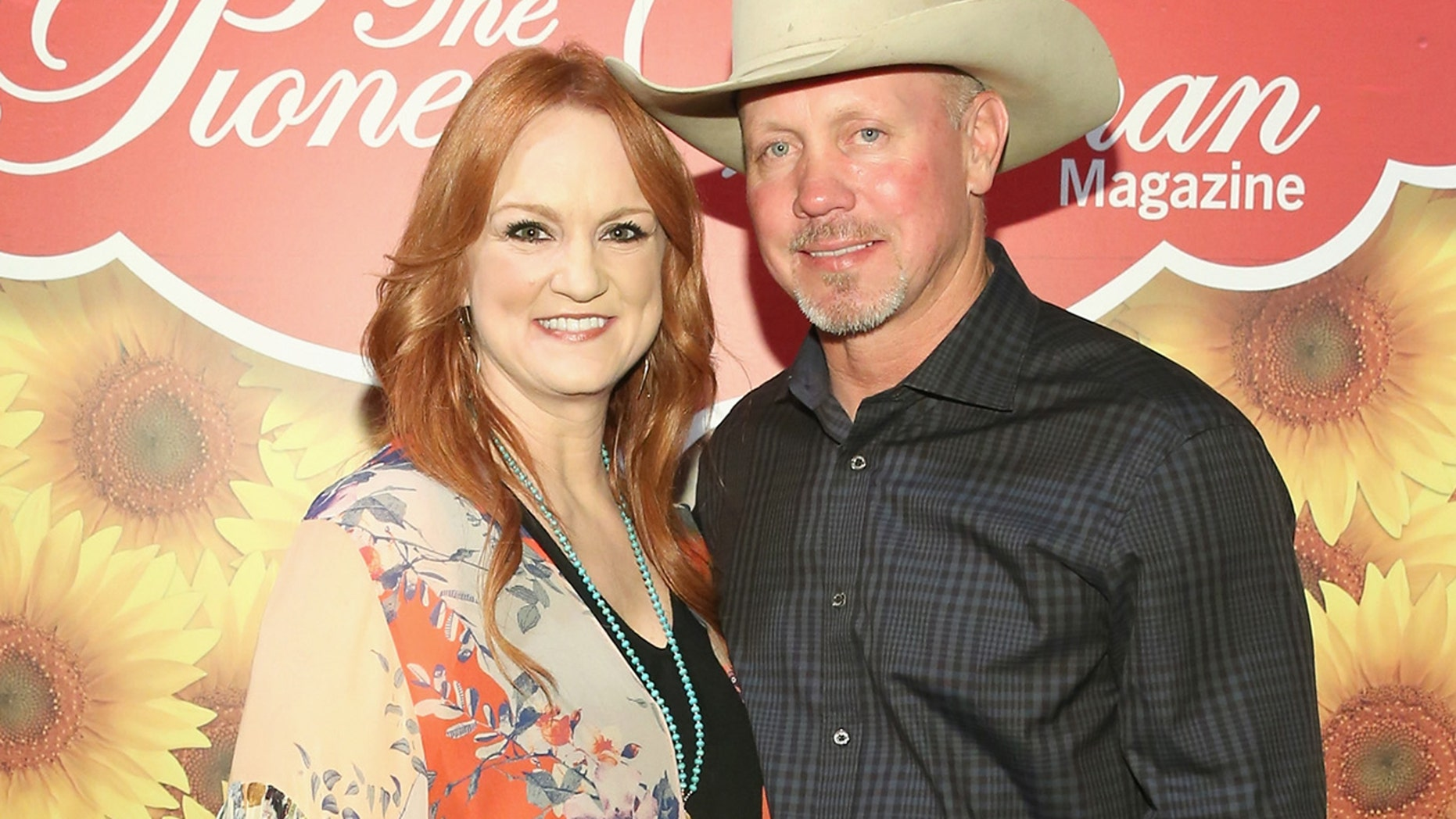 Ree Drummond (L) and Ladd Drummond pose for a photo during The Pioneer Woman Magazine Celebration with Ree Drummond at The Mason Jar on June 6, 2017 in New York City.