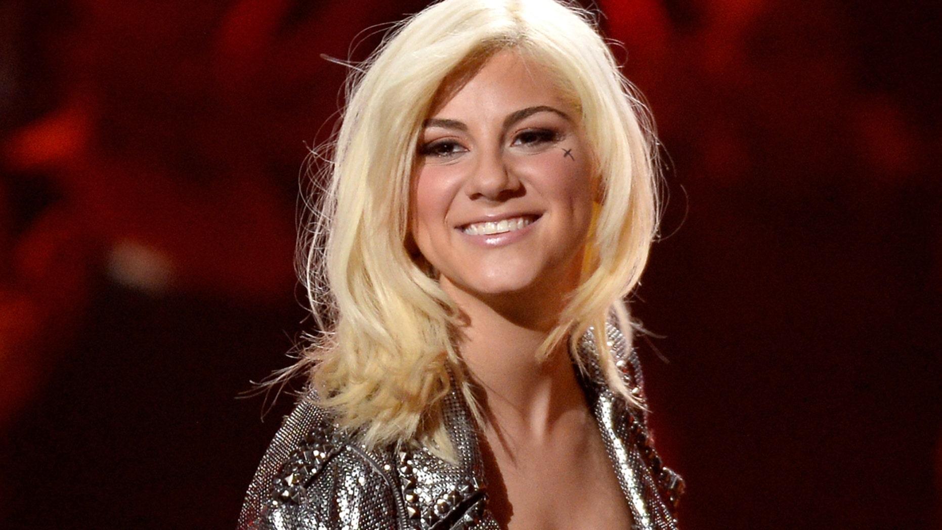 """American Idol"" alum Jax."