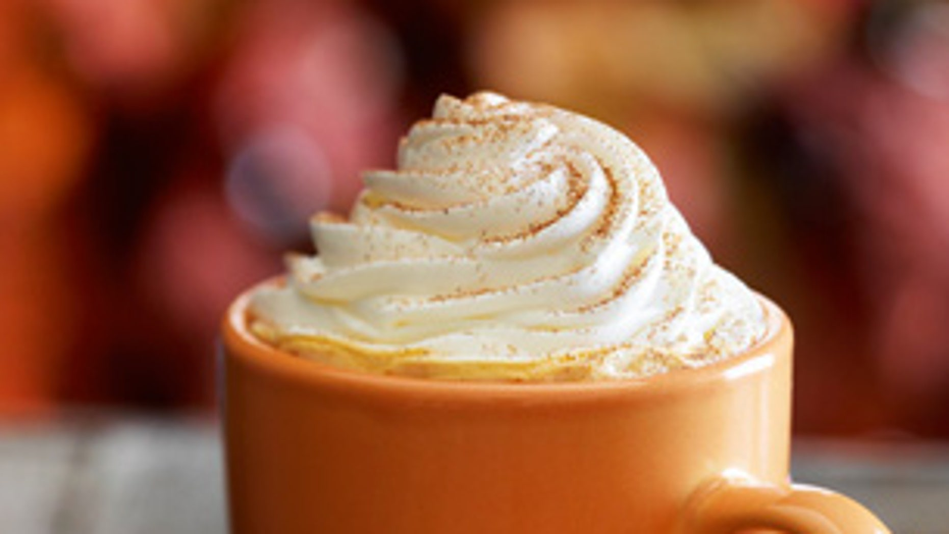 Get your Pumpkin Spice Latte this summer.