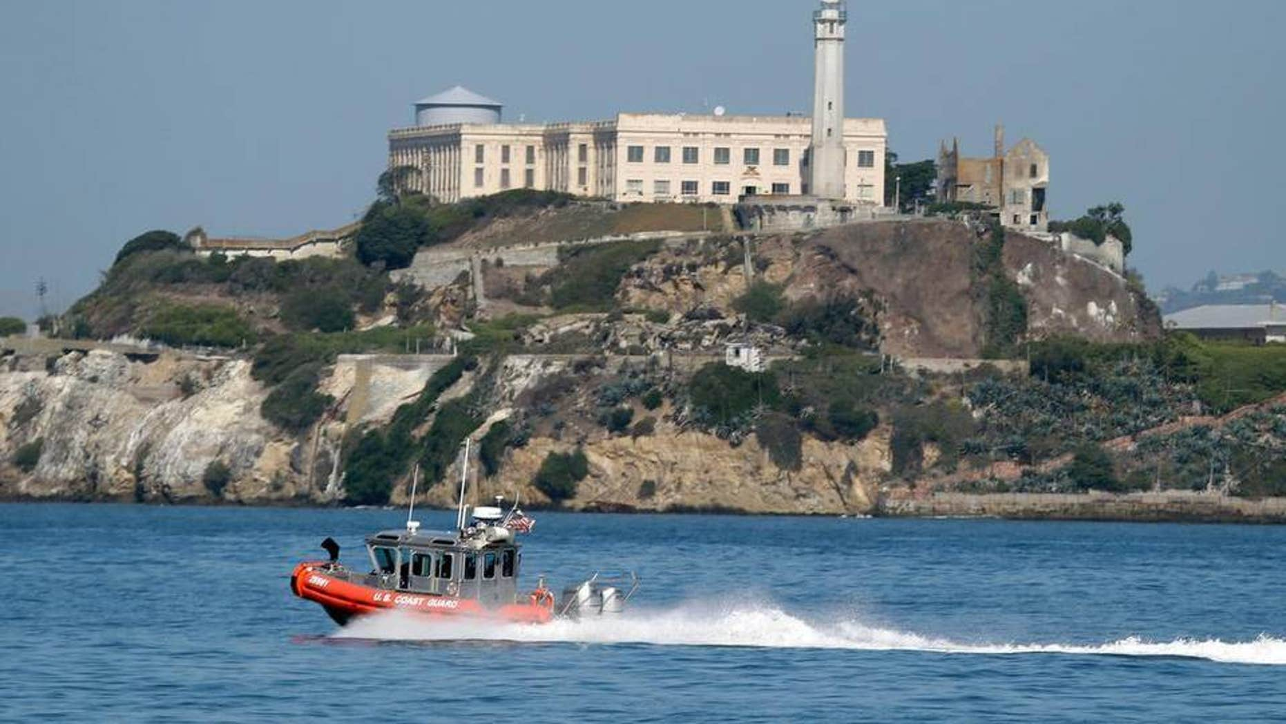 Alcatraz is seeking $250,000 to improve its famous guardhouse and surrounding park area.