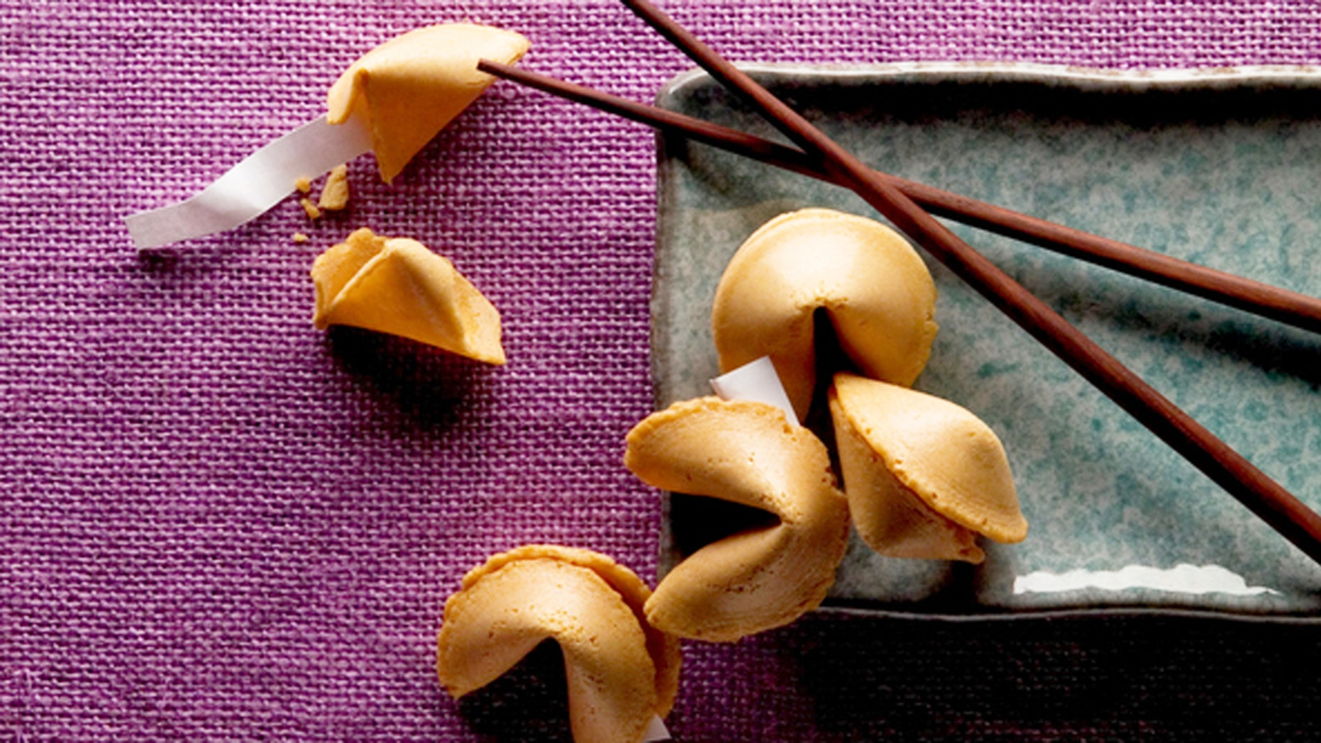 Will fortune cookies ever be the same?