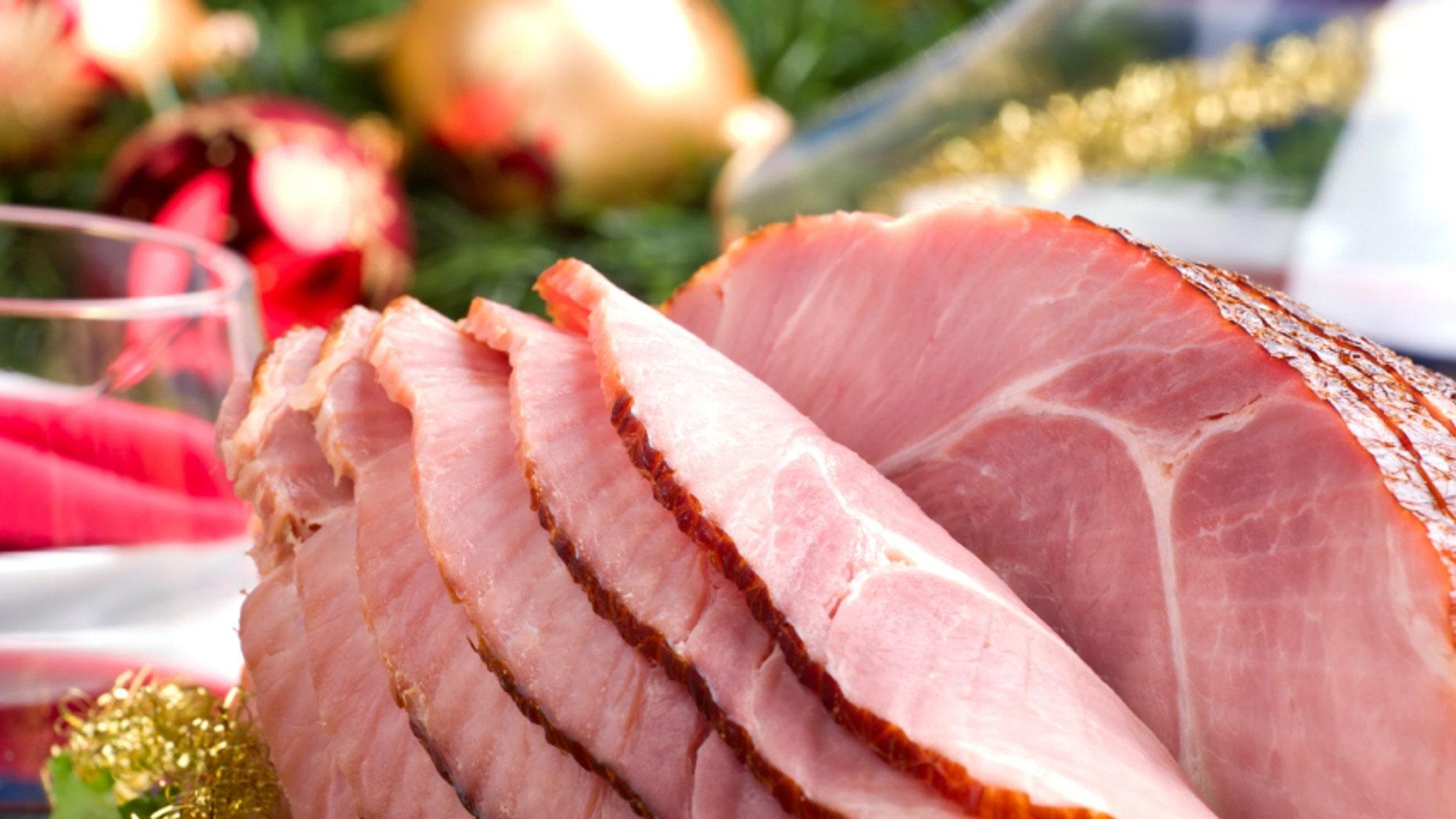 Holiday ham will be pricier this season.