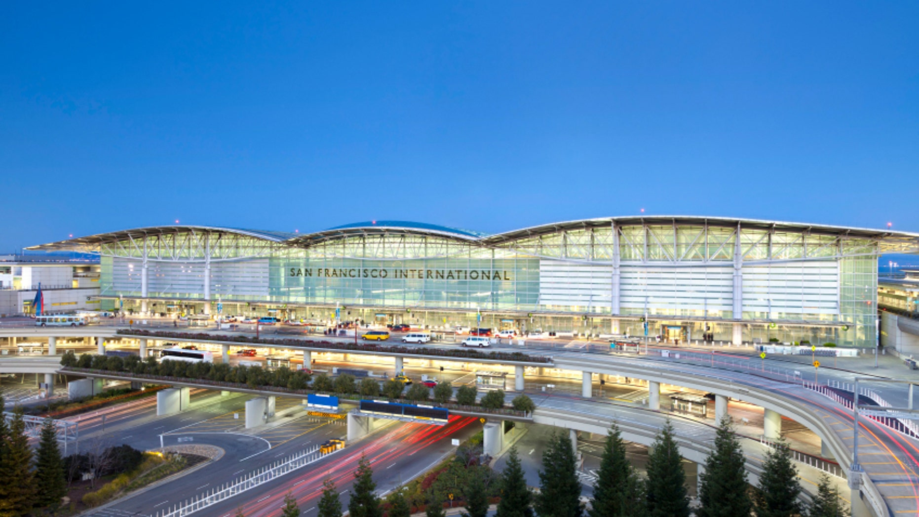 San Francisco International airport received top marks for food choices and overall airy feel.