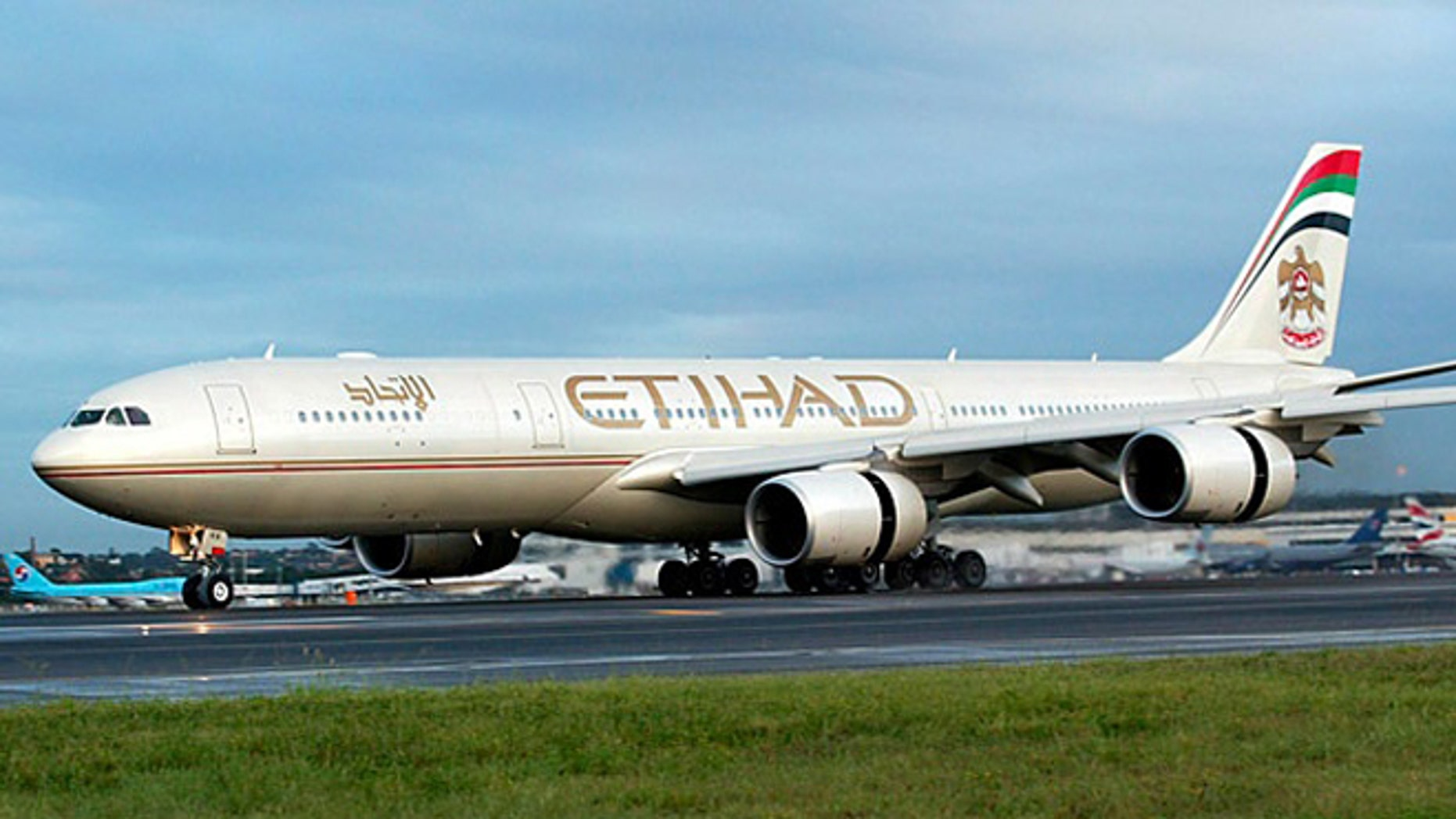 Etihad Airways almost stopped a girl from boarding due to her naturally pale complexion.