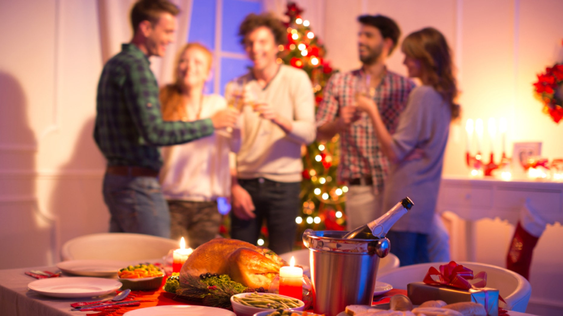 Keep the party going with these holiday hits.