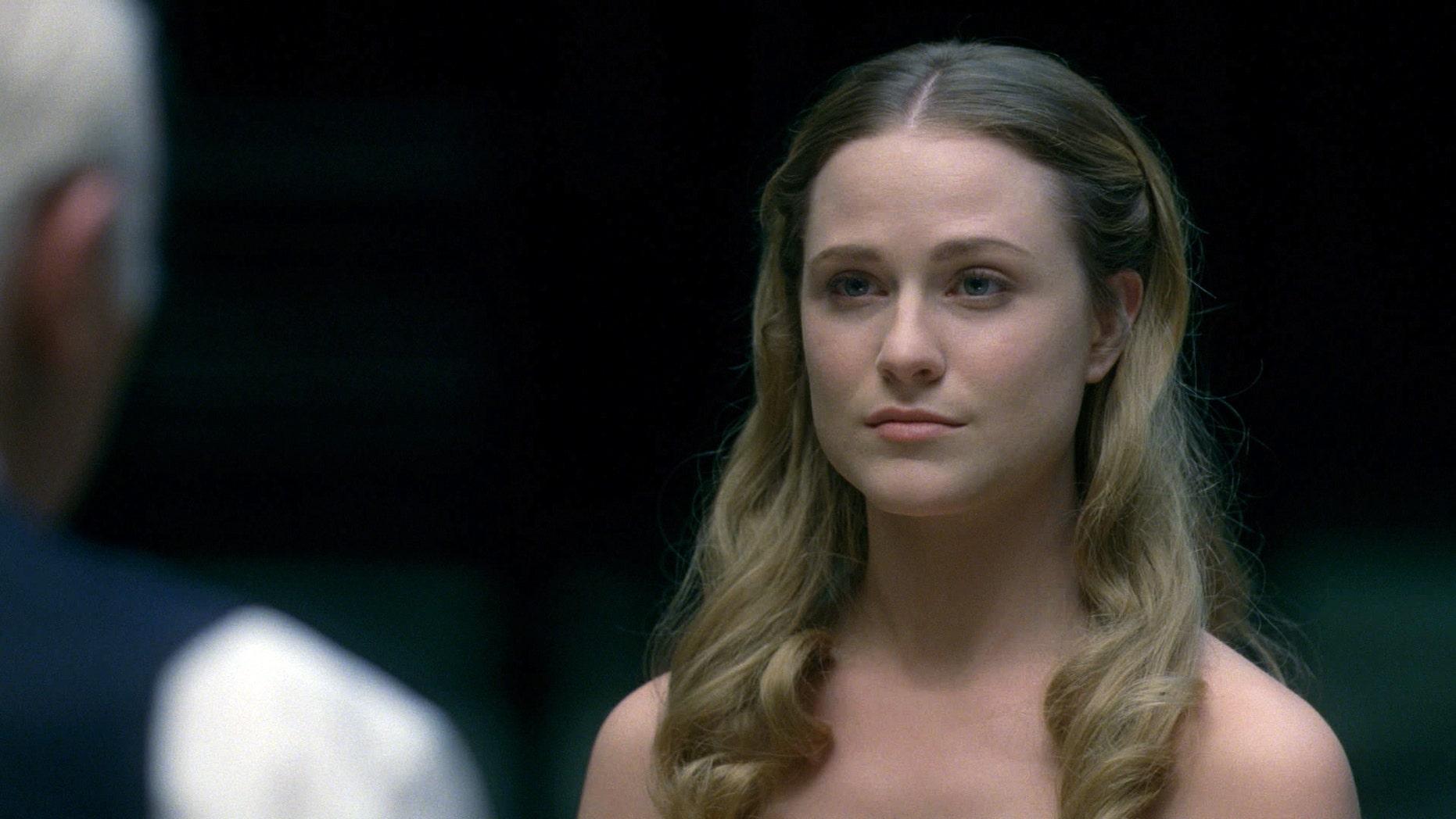 """Evan Rachel Woods as Dolores in season 5 of HBO's """"Westworld."""""""