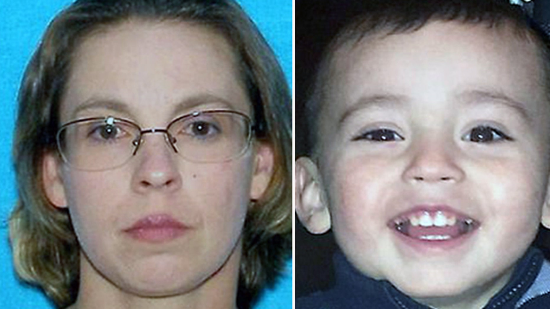 Missing Kansas boy, 3, found encased in concrete