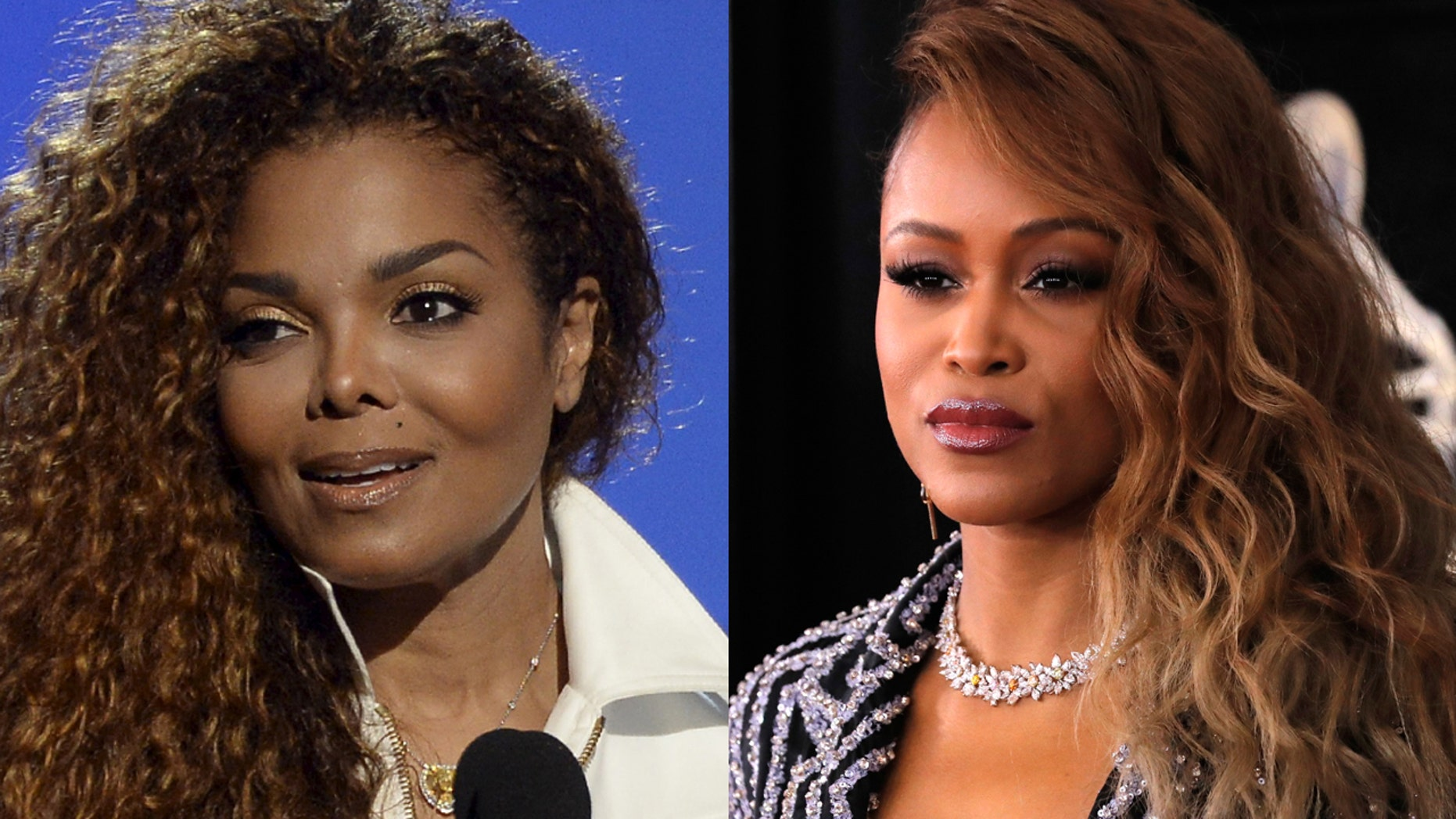 Eve recalls the time Janet Jackson calmed her down after she was drugged.