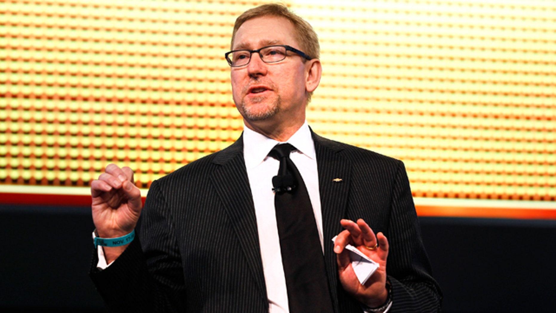 GM Vice President Joel Ewanick