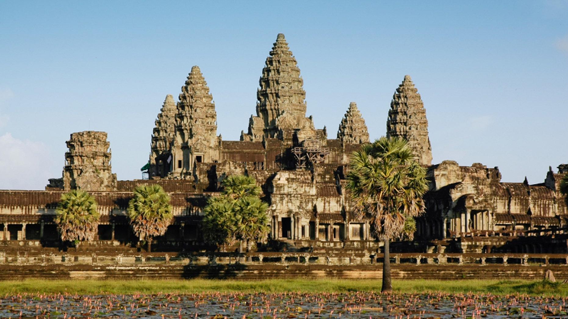 Angkor Wat file photo